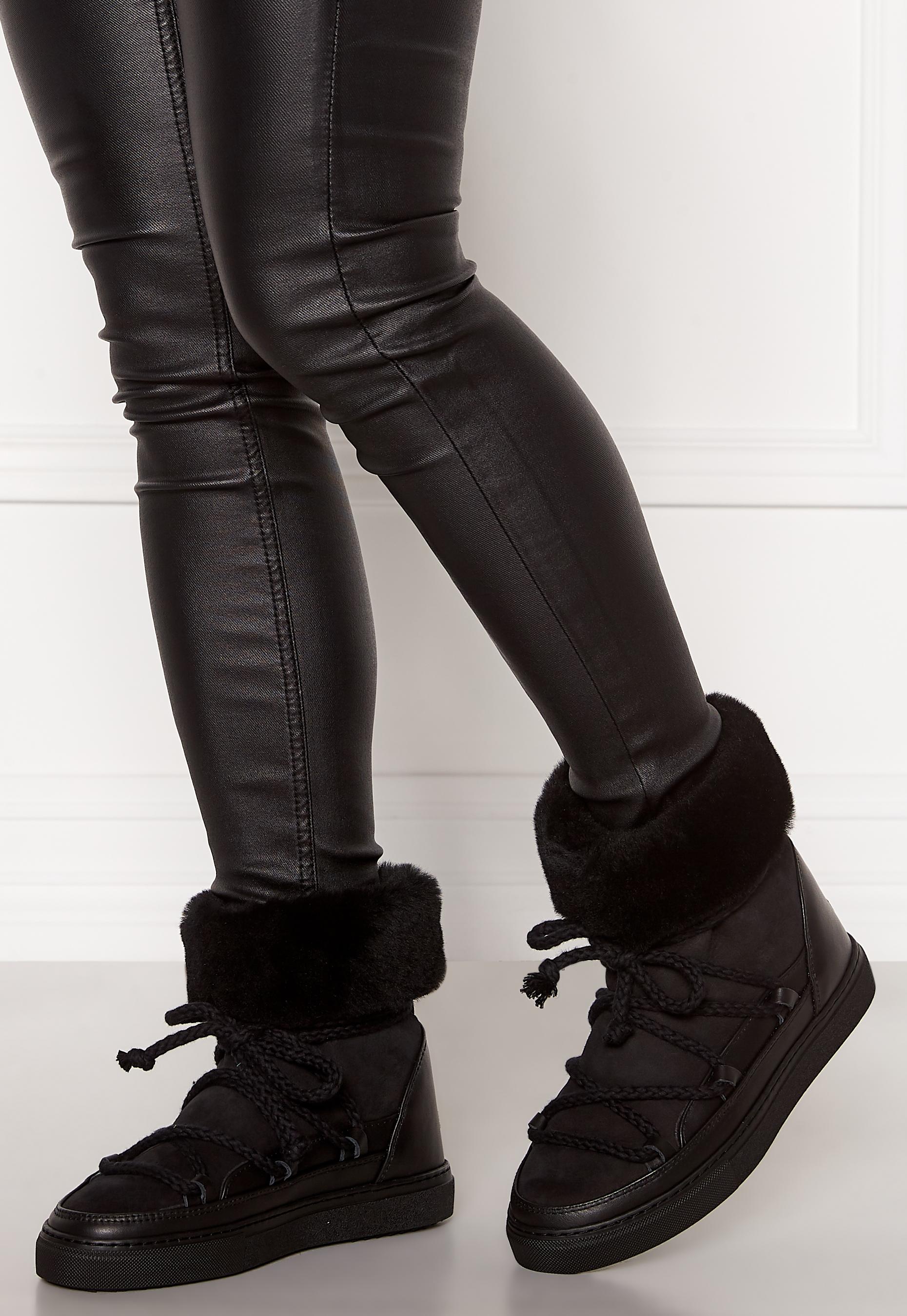 INUIKII Sneaker Classic High Black