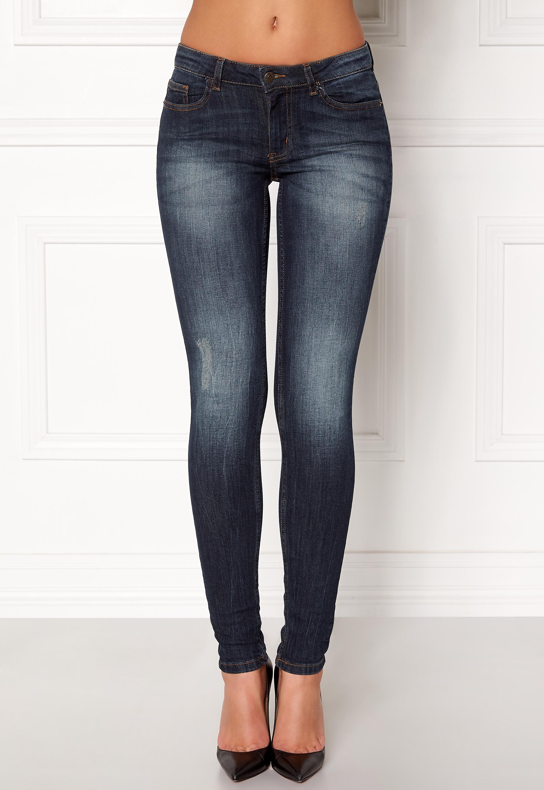 Skinny Jeans - Dark blue denim Jacqueline de Yong Nq5b4arw