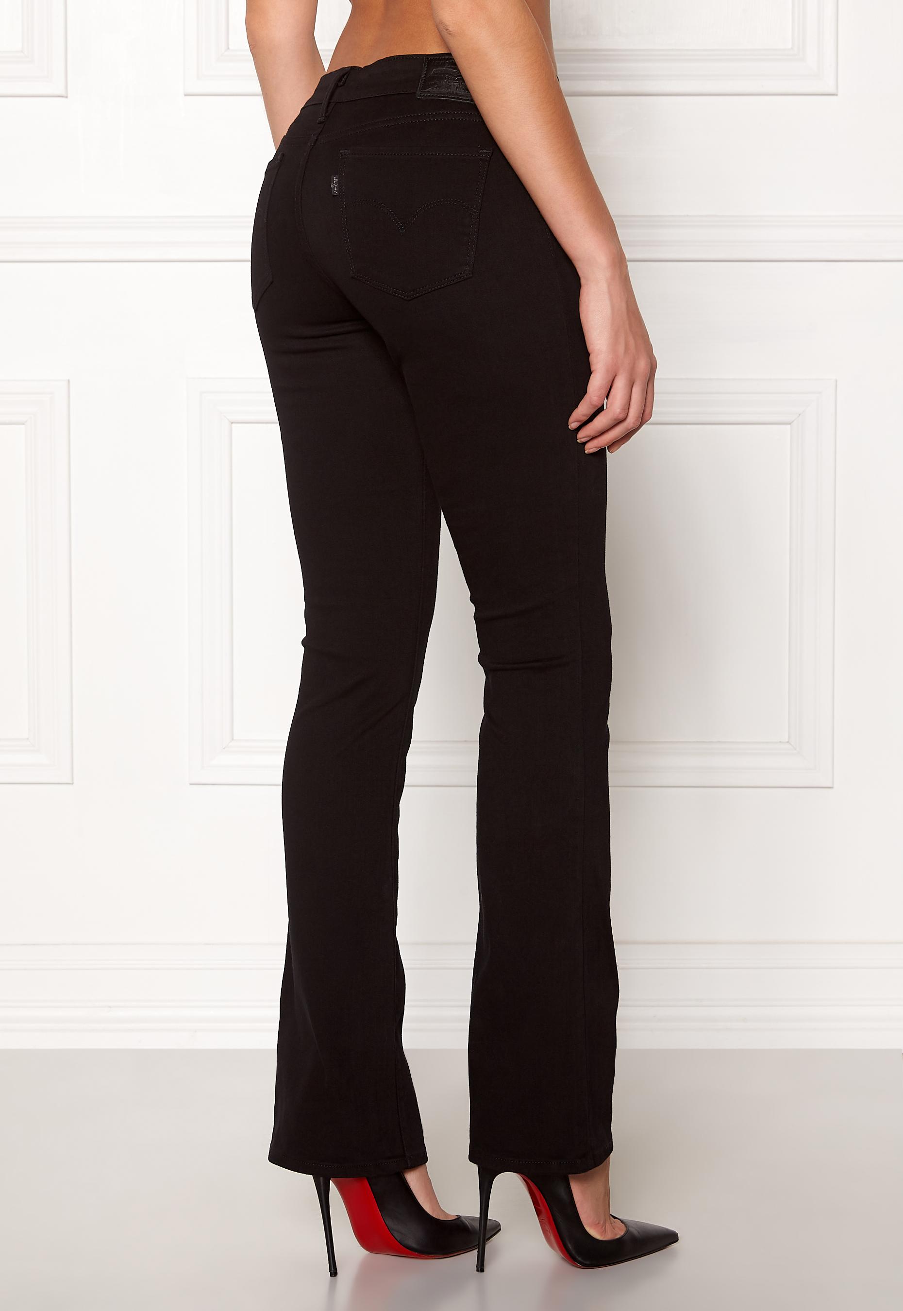 e9e882472bf LEVI'S 715 Bootcut Jeans 0017 Black Sheep - Bubbleroom