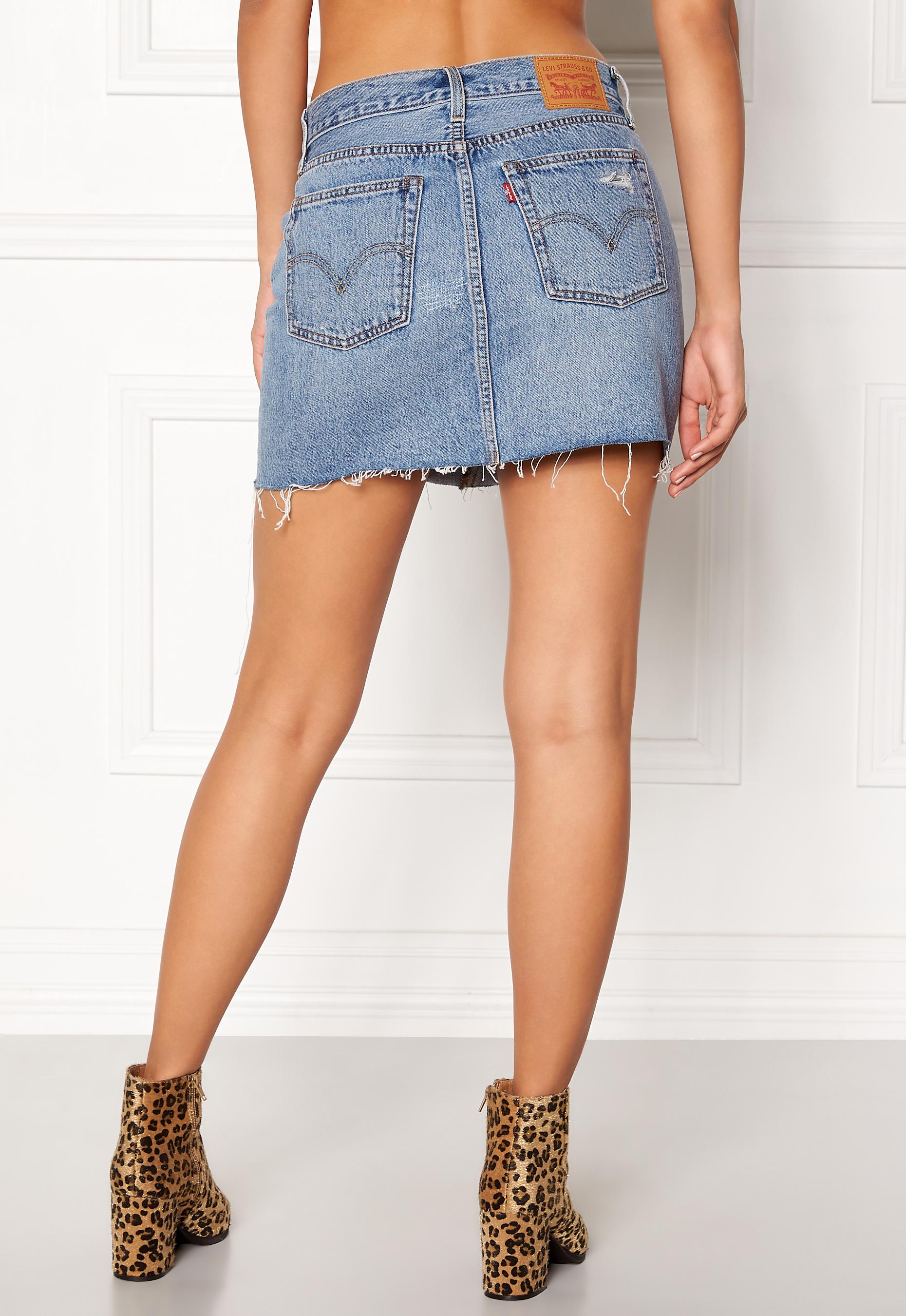 8508fc73ca LEVI S Deconstructed Skirt 0001 american wild - Bubbleroom