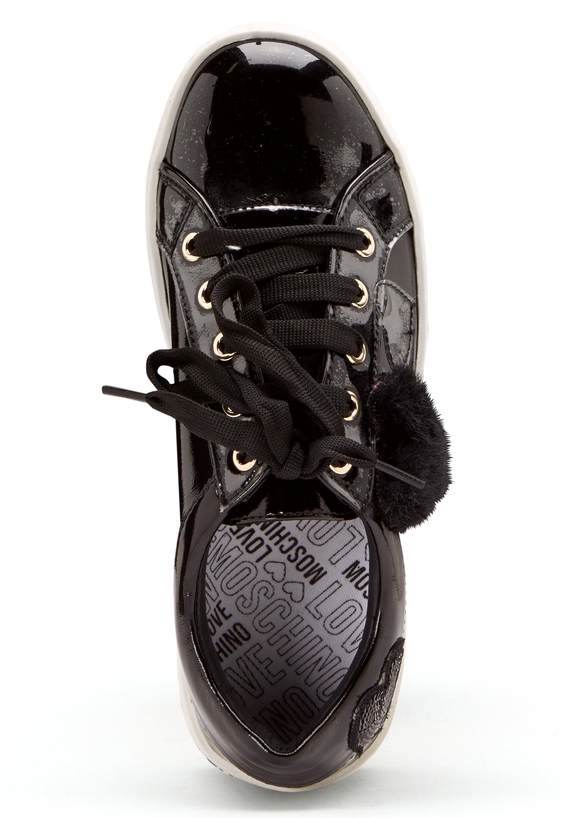 outlet store b9657 4ba3d Love Moschino Moschino Shoe Nero - Bubbleroom