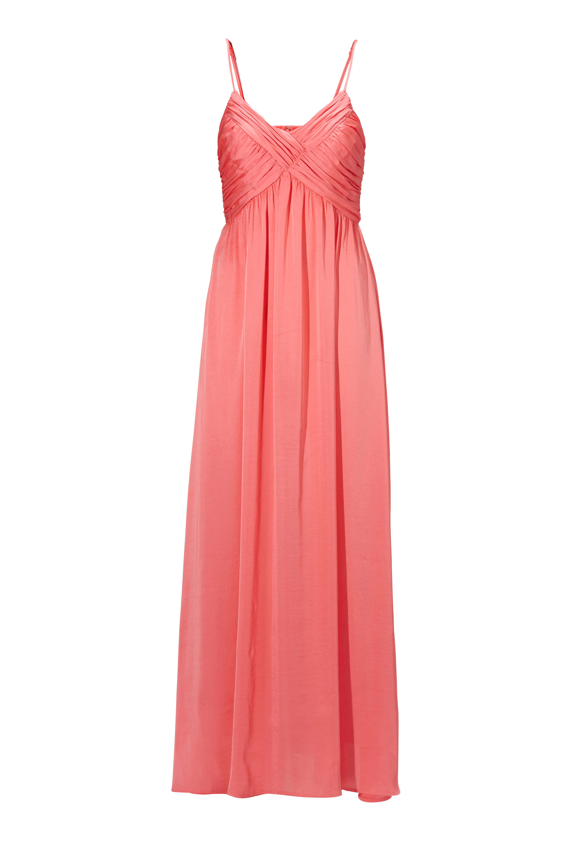 be6fbf43e8da Make Way Aimee Dress Coral - Bubbleroom
