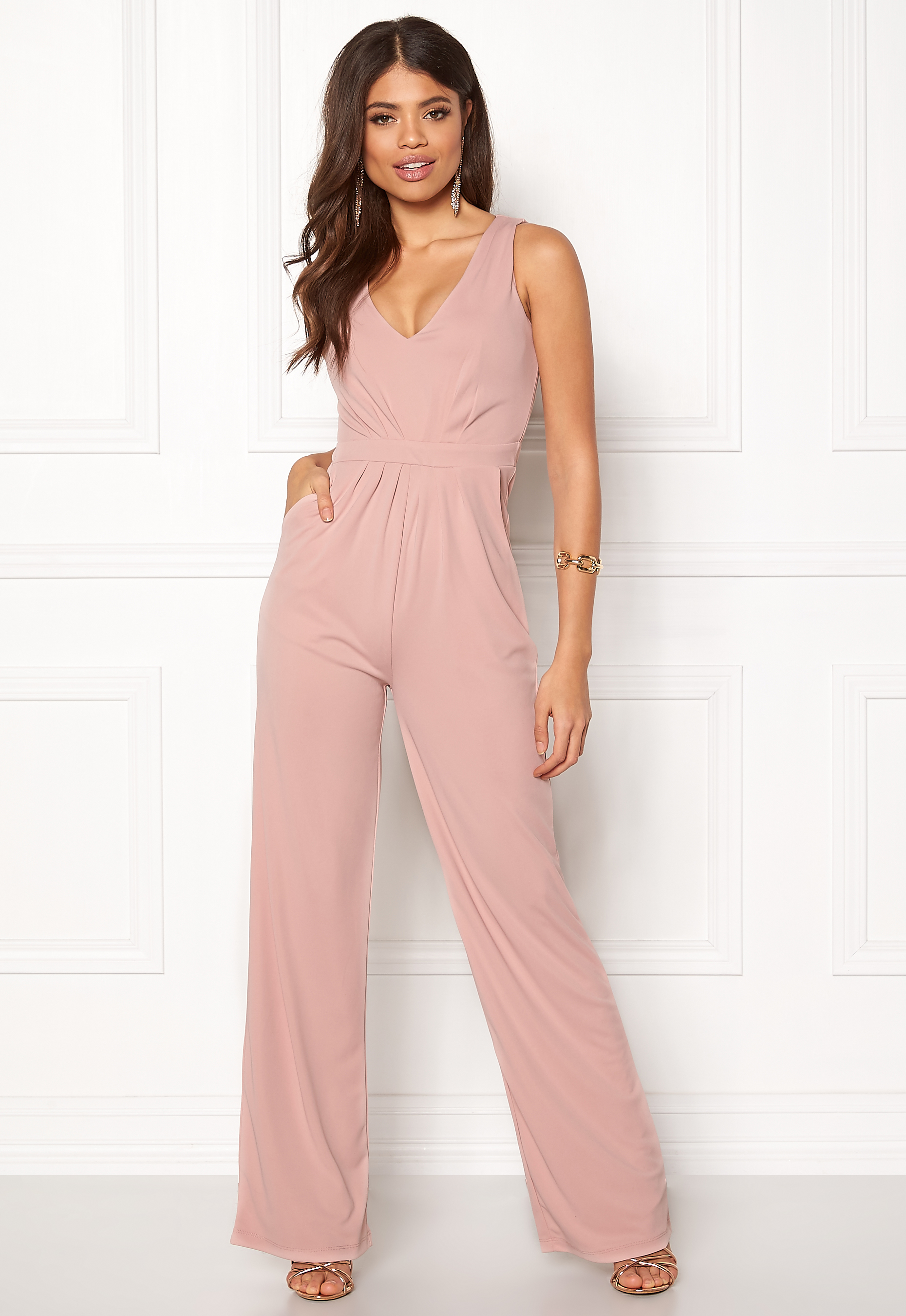 32a128c1bf0e Make Way Beatrix jumpsuit Dusty pink - Bubbleroom