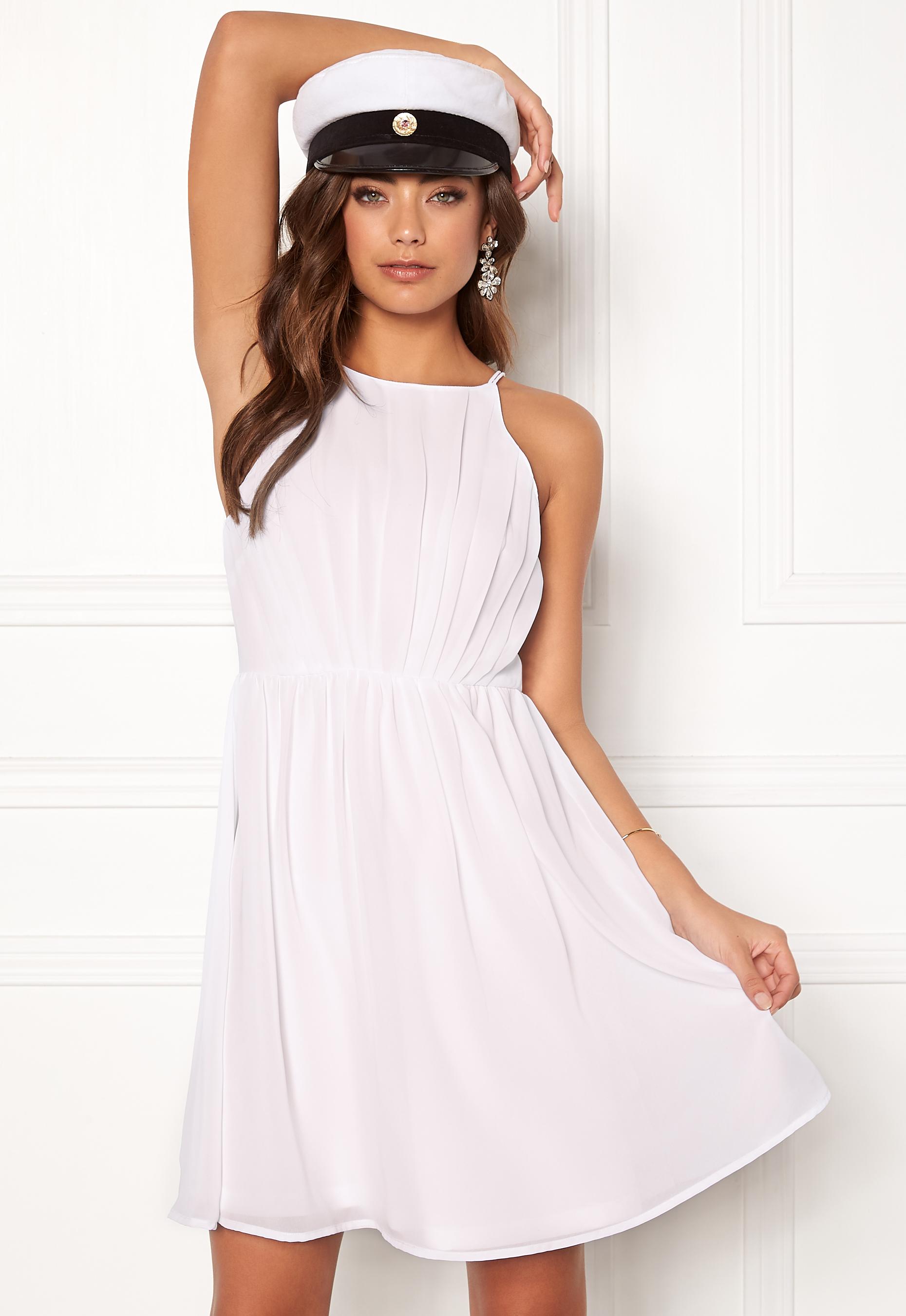 dd620003e096 Make Way Vania dress White - Bubbleroom