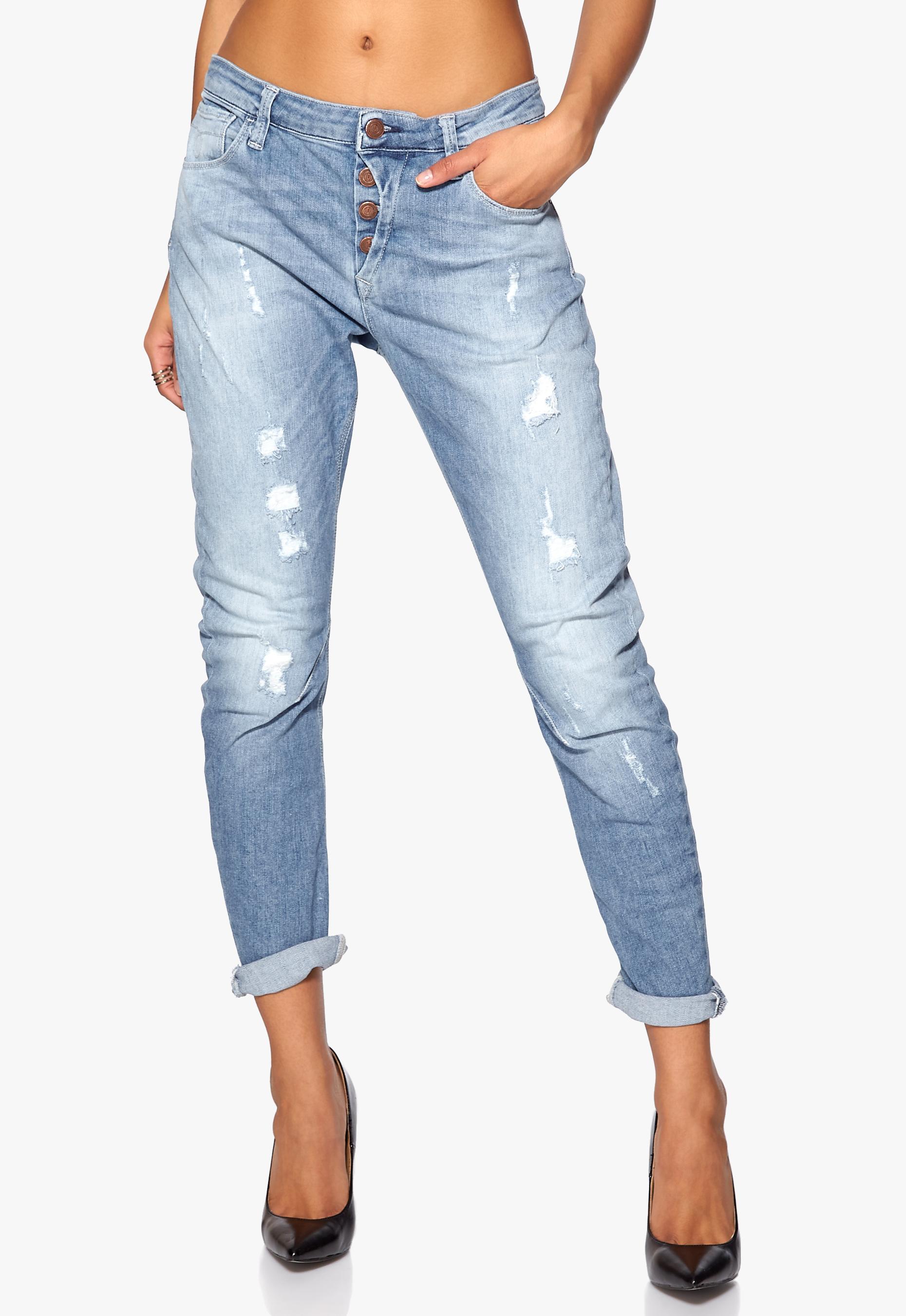 972773f1d729 OBJECT Mille Jeans Light Blue Denim - Bubbleroom