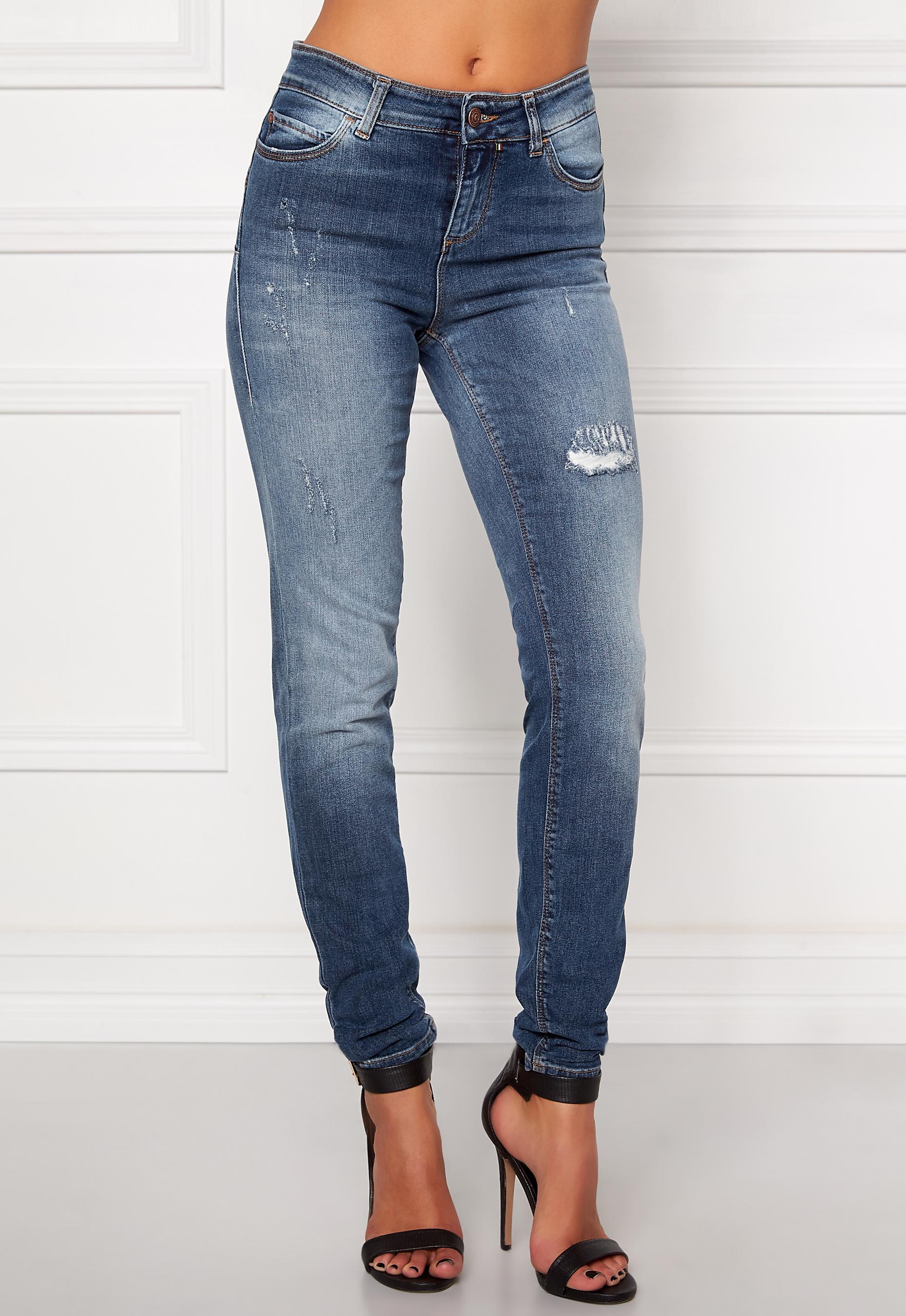Dark Bubbleroom Sally Denim 462 Skinny Object Jeans Blue 0xIPRfnwq