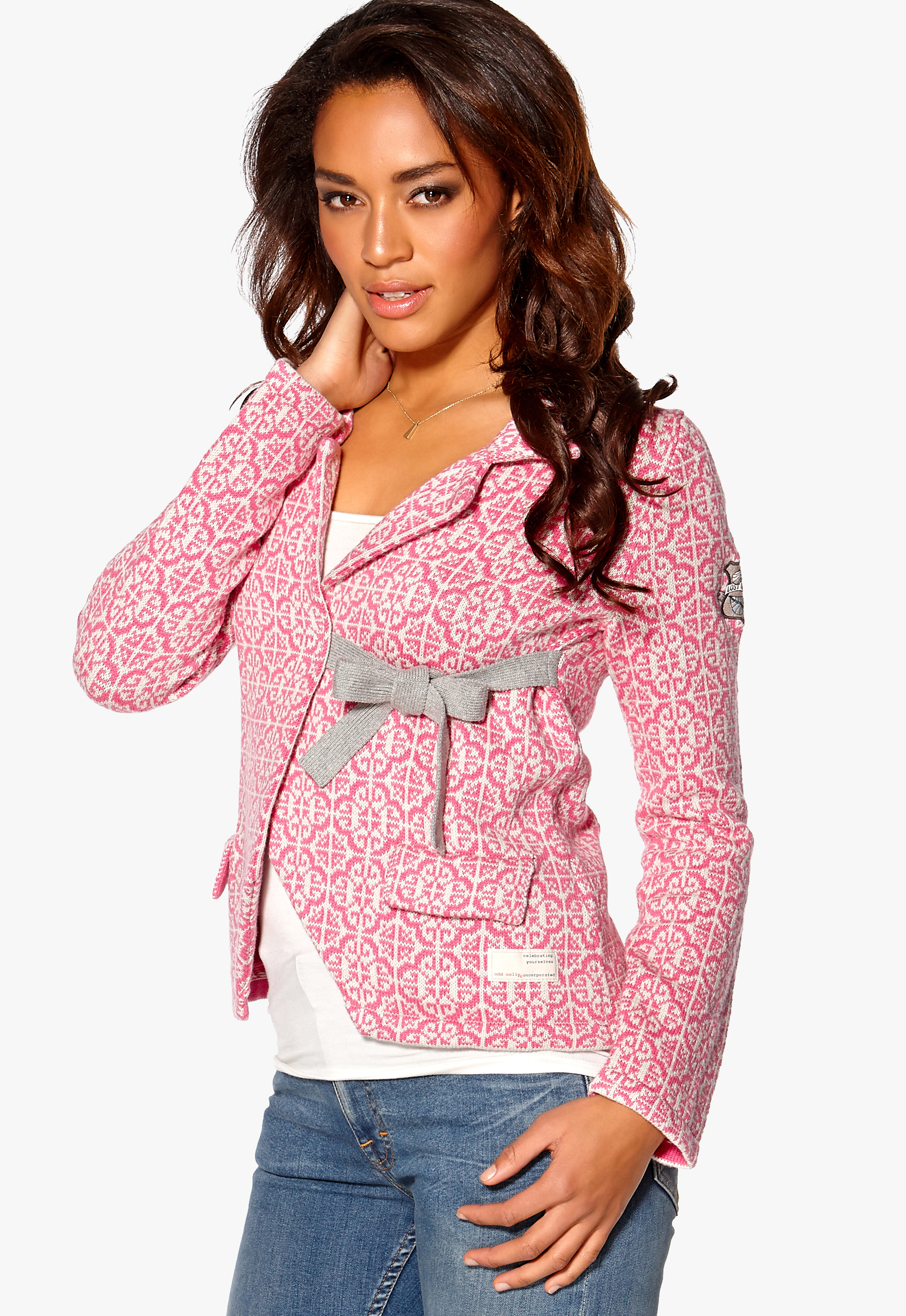 b377a59af01b56 Contents  ODD MOLLY LOVELY KNIT ROSA ...