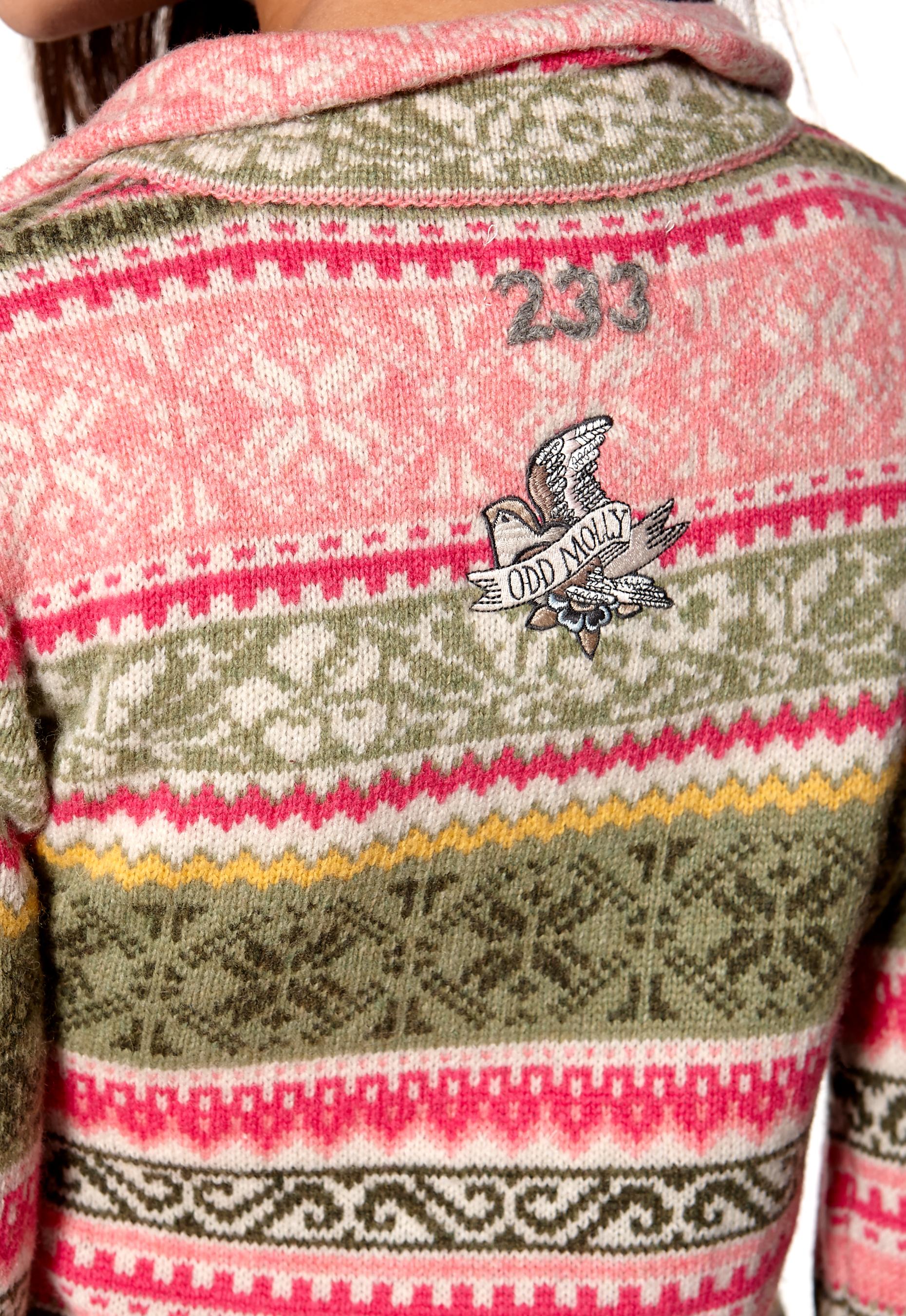odd molly lovely knit multi
