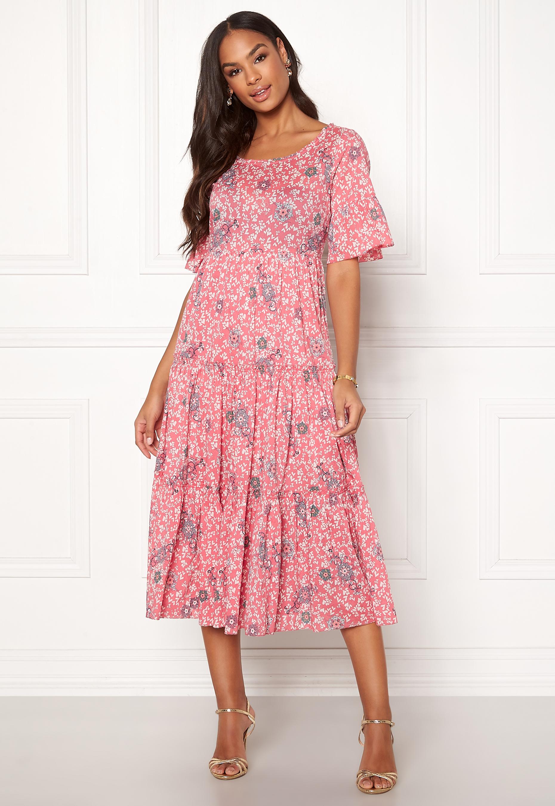 8d005729 Odd Molly Lush Shake Dress Blush Pink - Bubbleroom