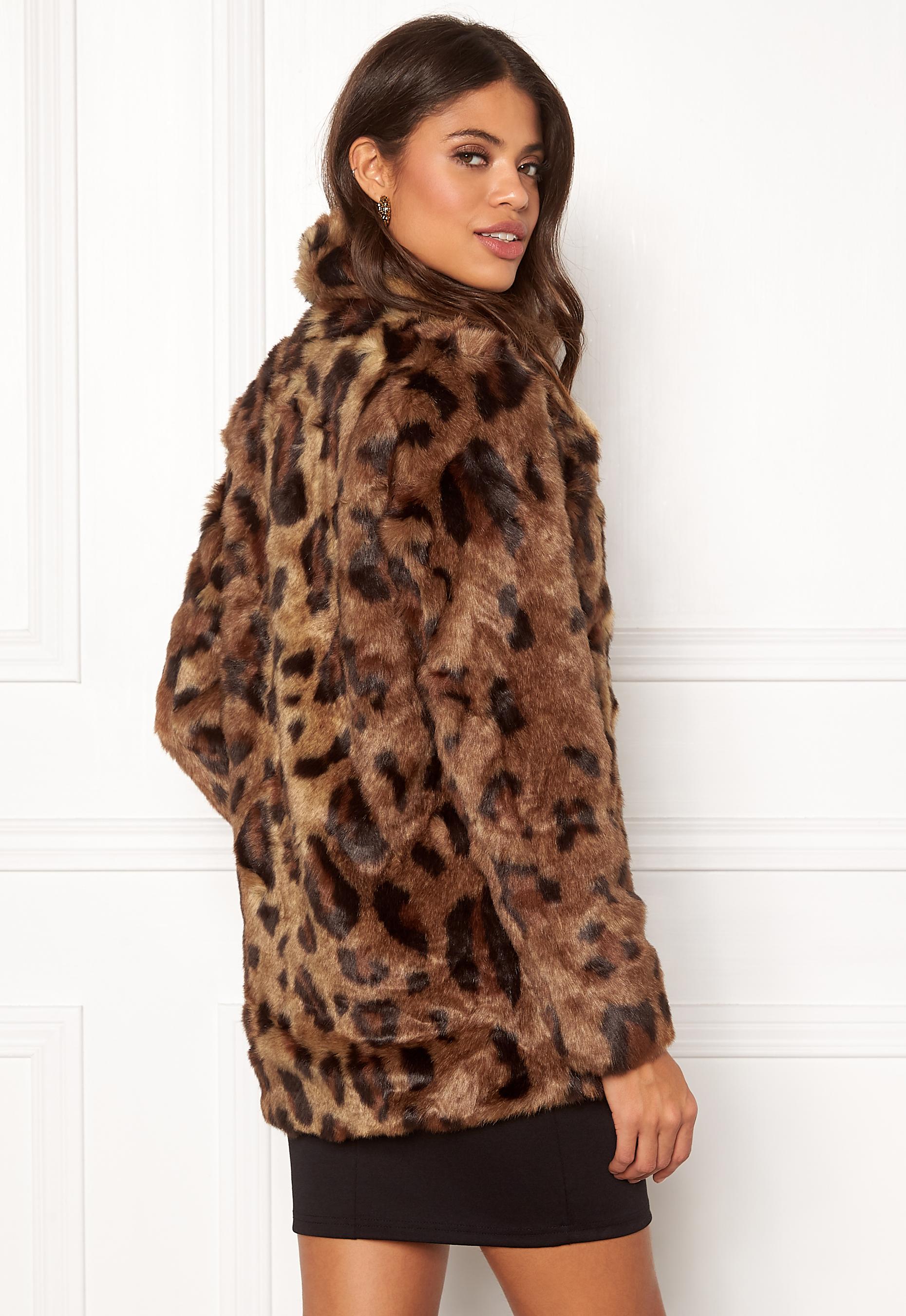 Eye Faux Fur Bubbleroom Coat Only Tigers Juliane Leo xYZwf5qP