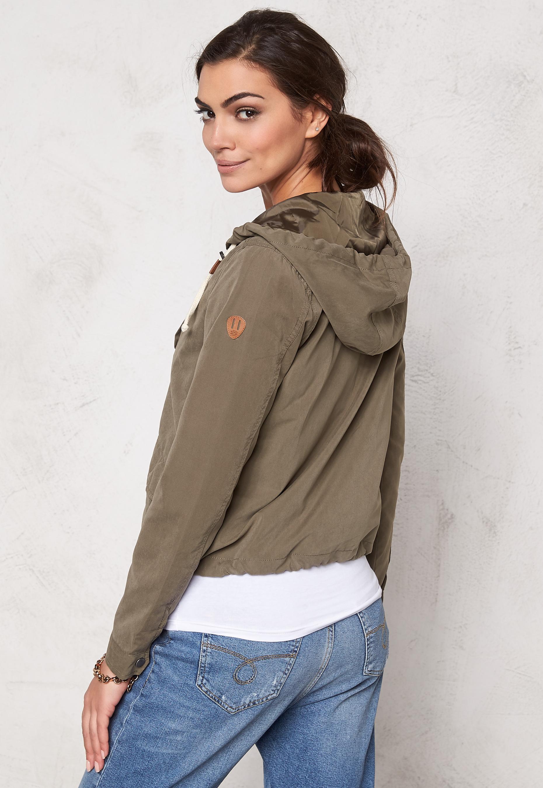 Only Skylar Short Parka Jacket
