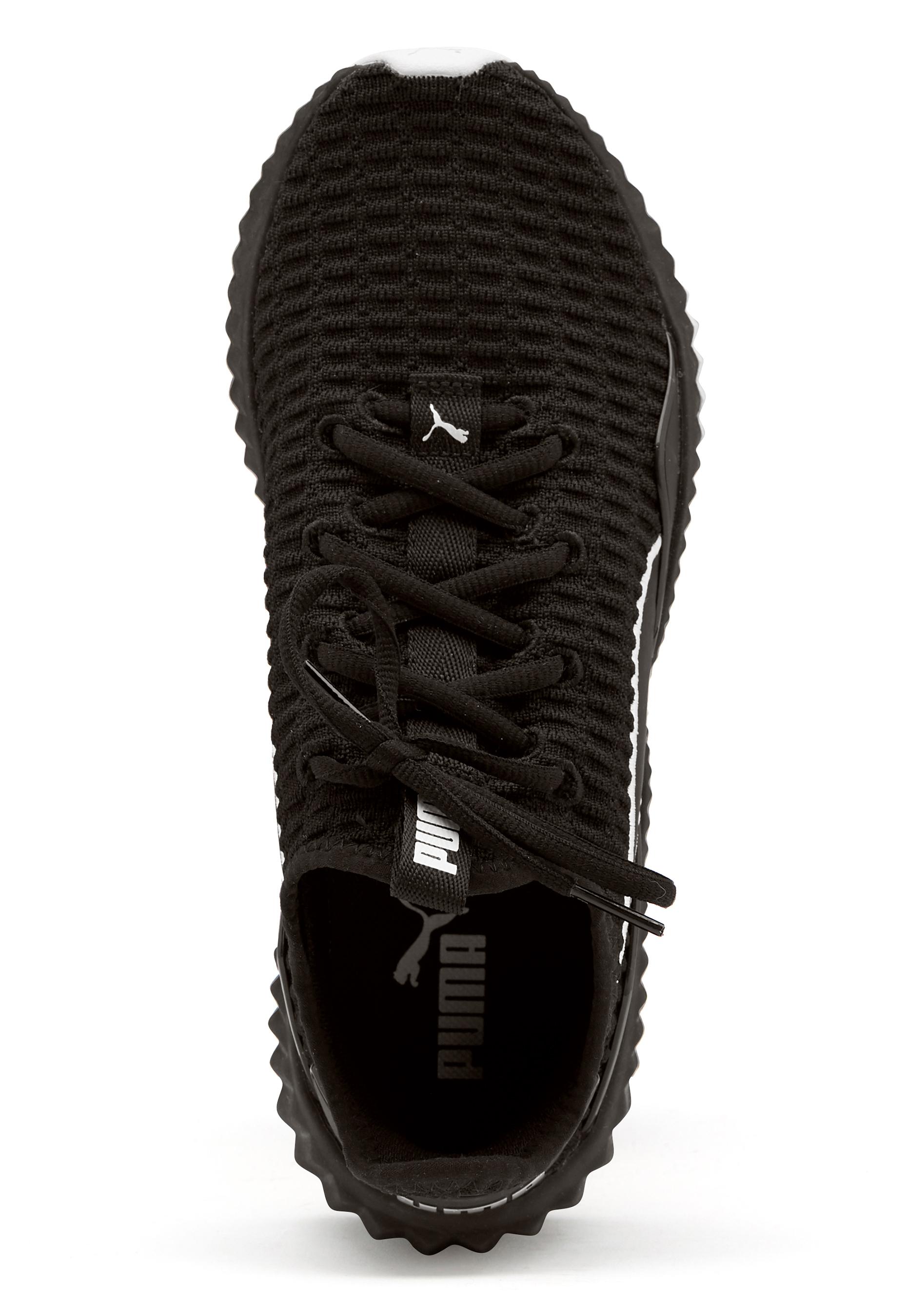 PUMA Defy Sneakers 020 Black - Bubbleroom