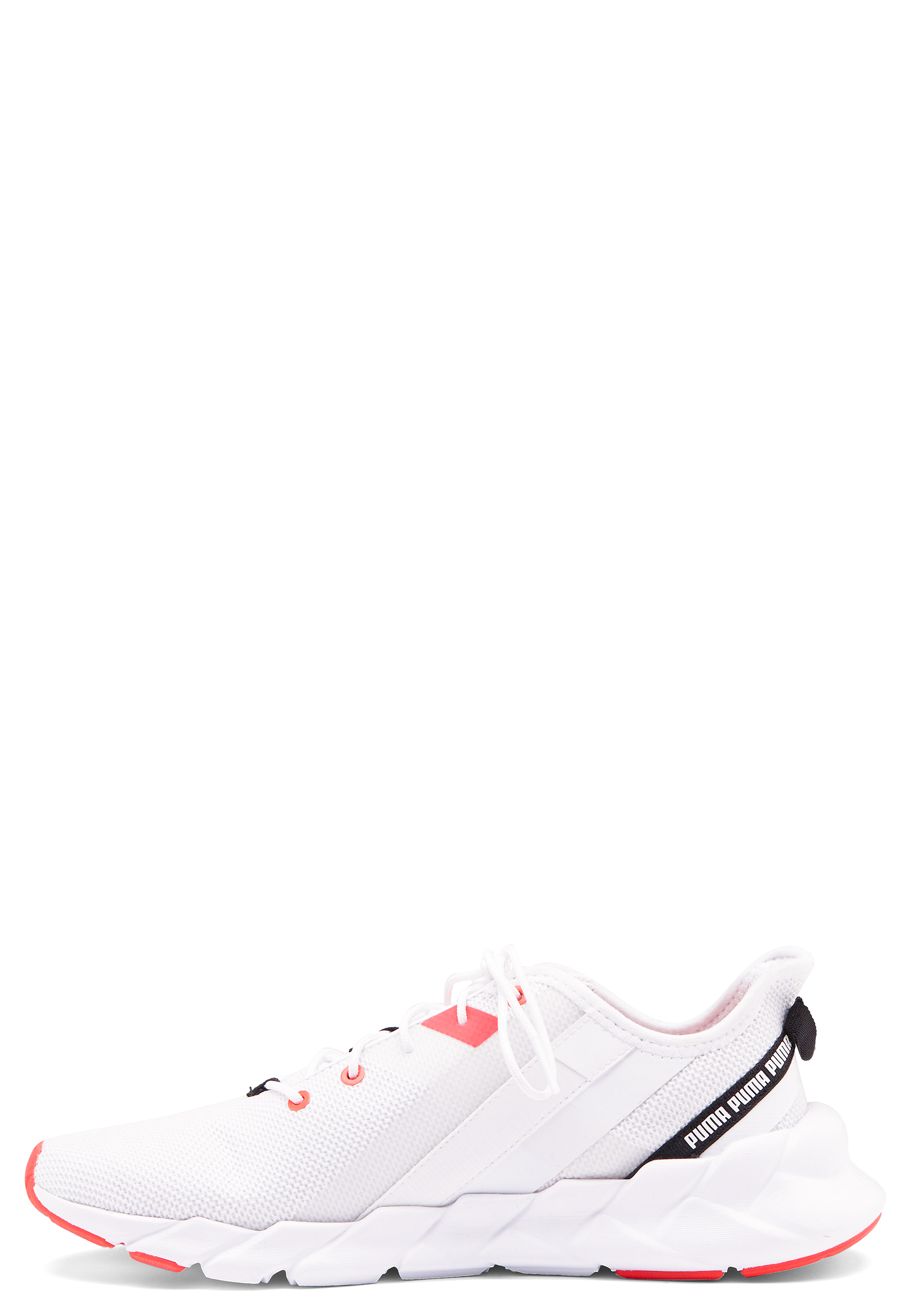 65a68cdc PUMA Weave XT Sneakers 005 White/Pink - Bubbleroom