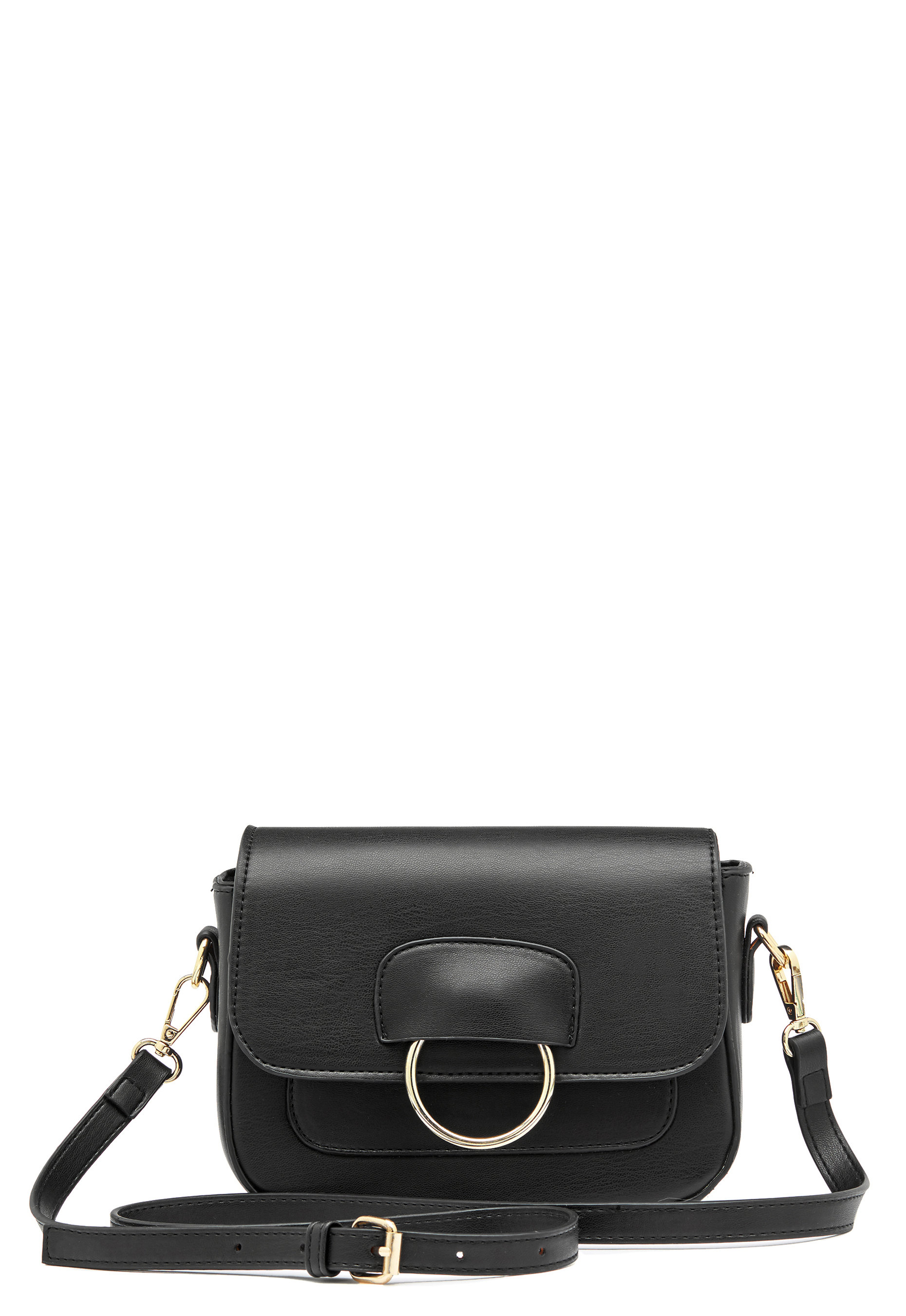 VERO MODA Risa Cross Over Bag Black - Bubbleroom b4c3a8e575ace