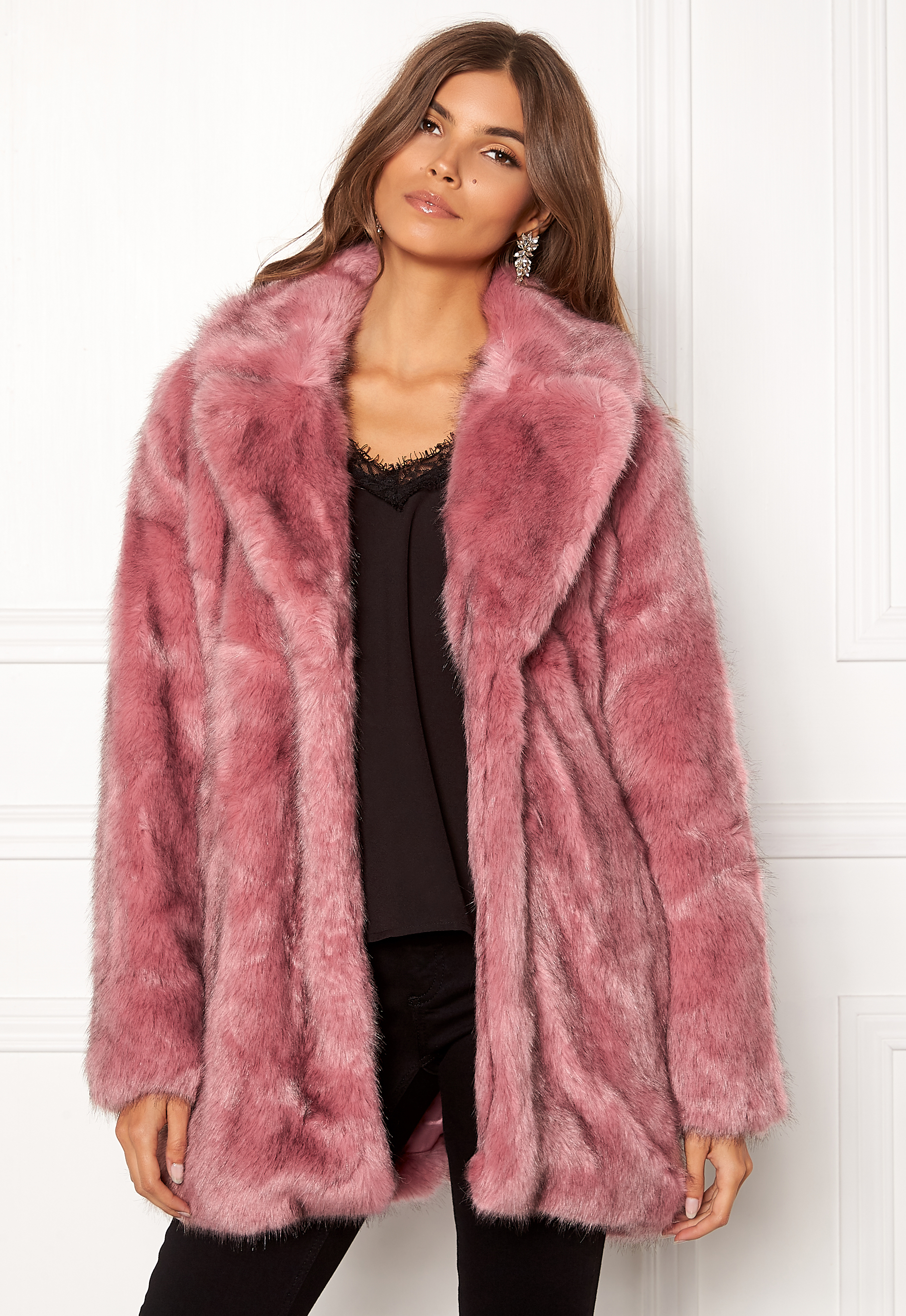 bc3a0deb63 Selected femme fury faux fur earth red bubbleroom fake fur bra jpg  1860x2700 Fake fur bra