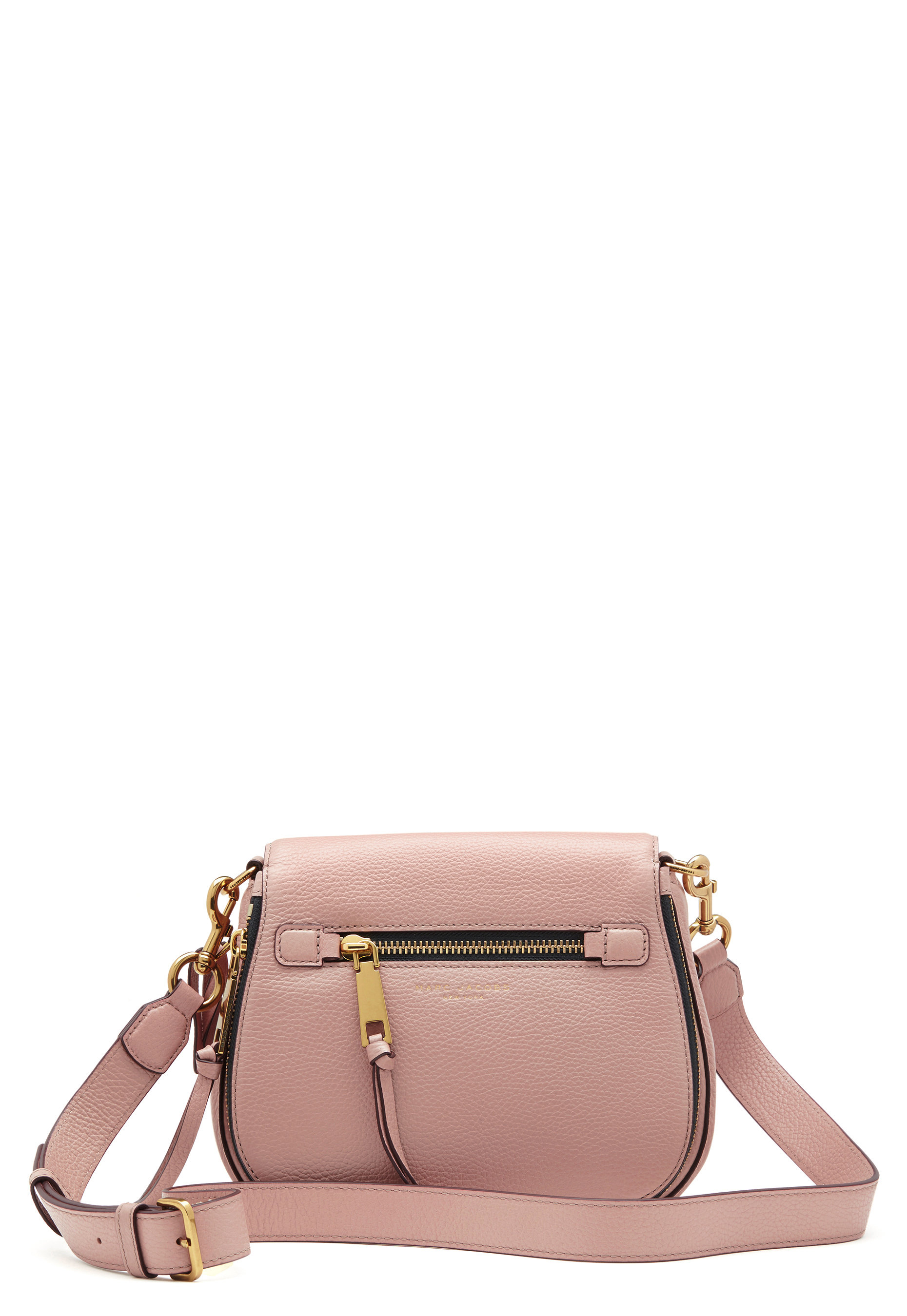 b37ed61b917d0 Marc Jacobs Small Nomad Crossbody Bag Rose - Bubbleroom