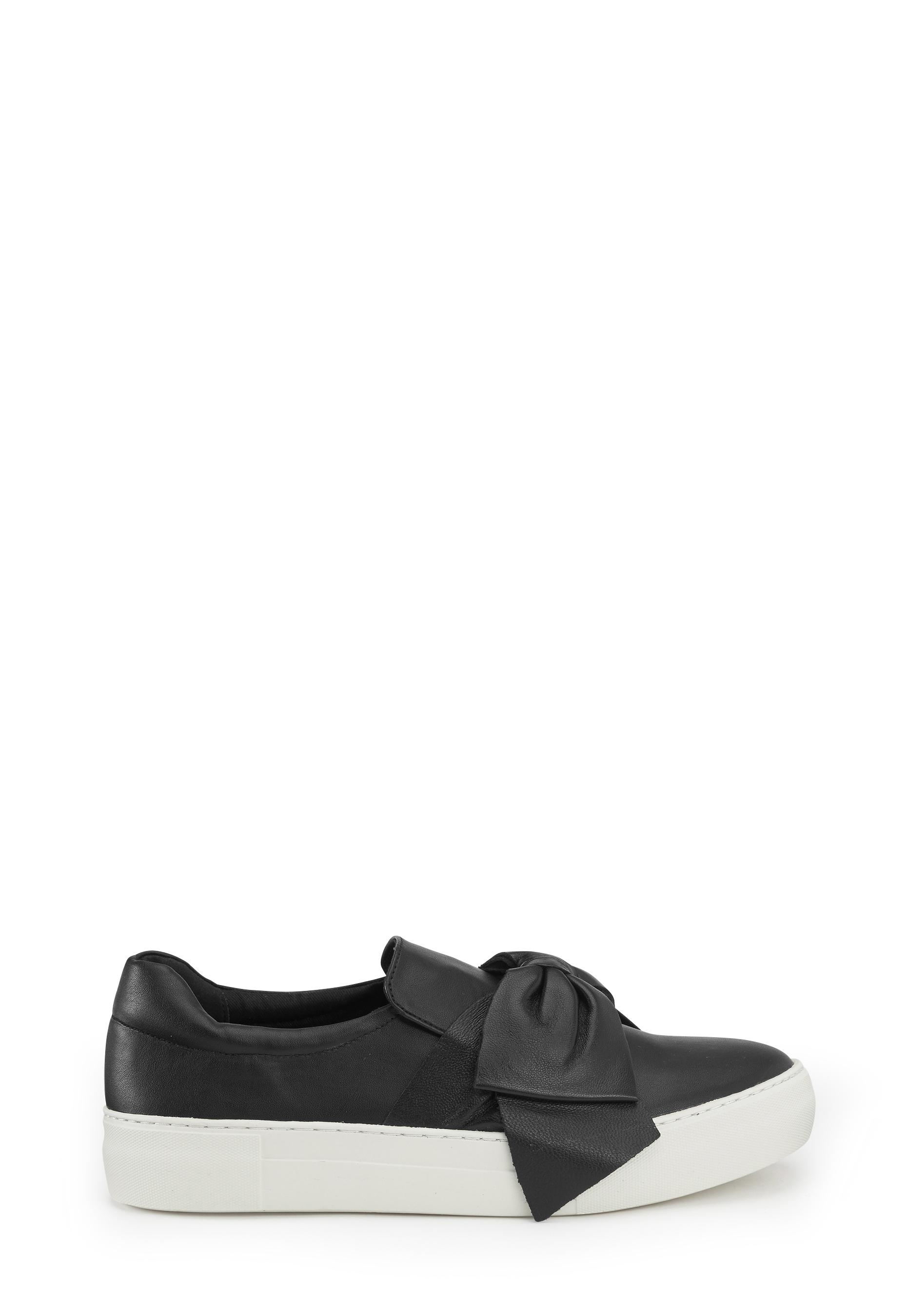 Steve Madden Empire Slip-on Shoes Black