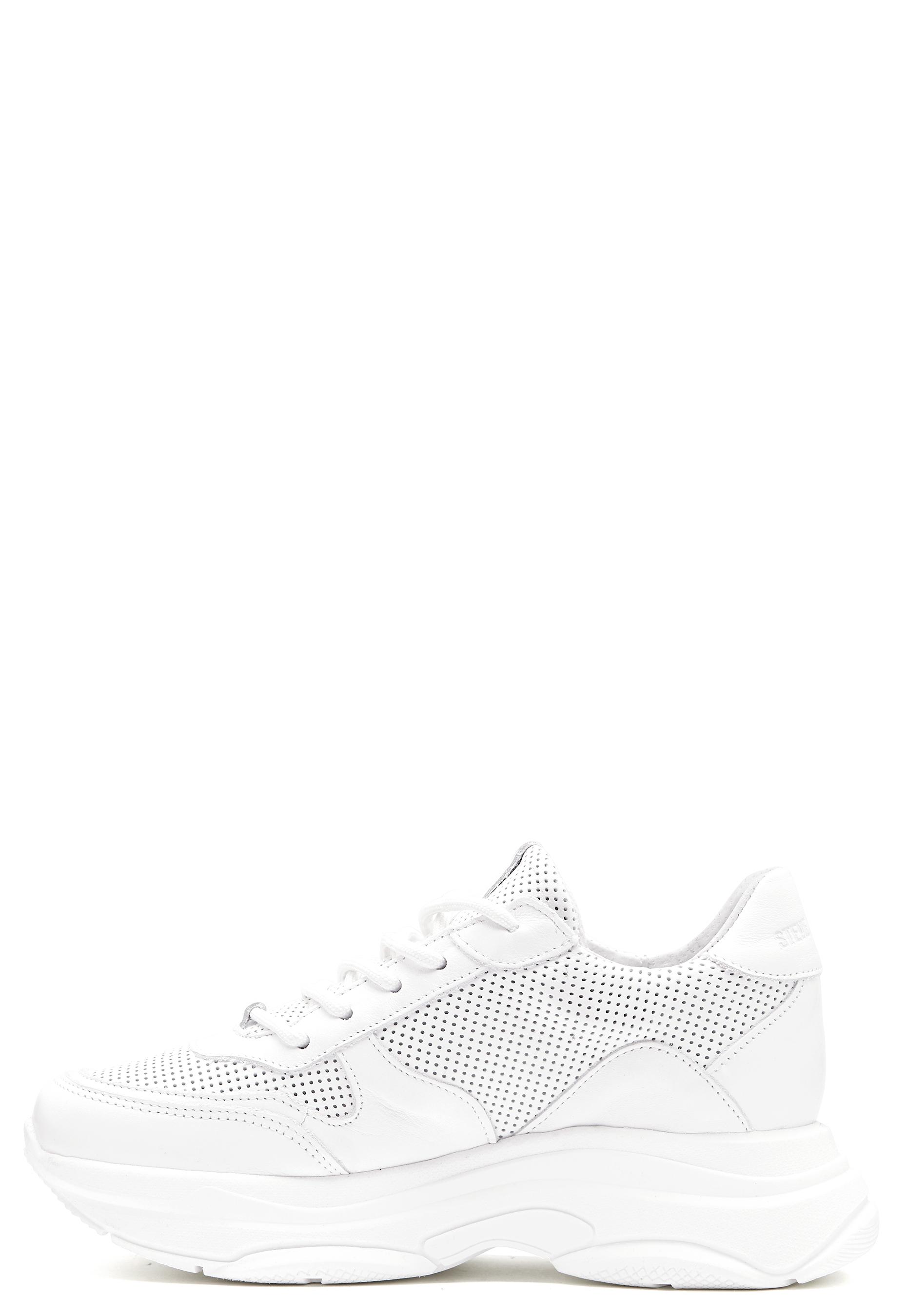 Steve Madden Zela-P Leather Sneaker 107