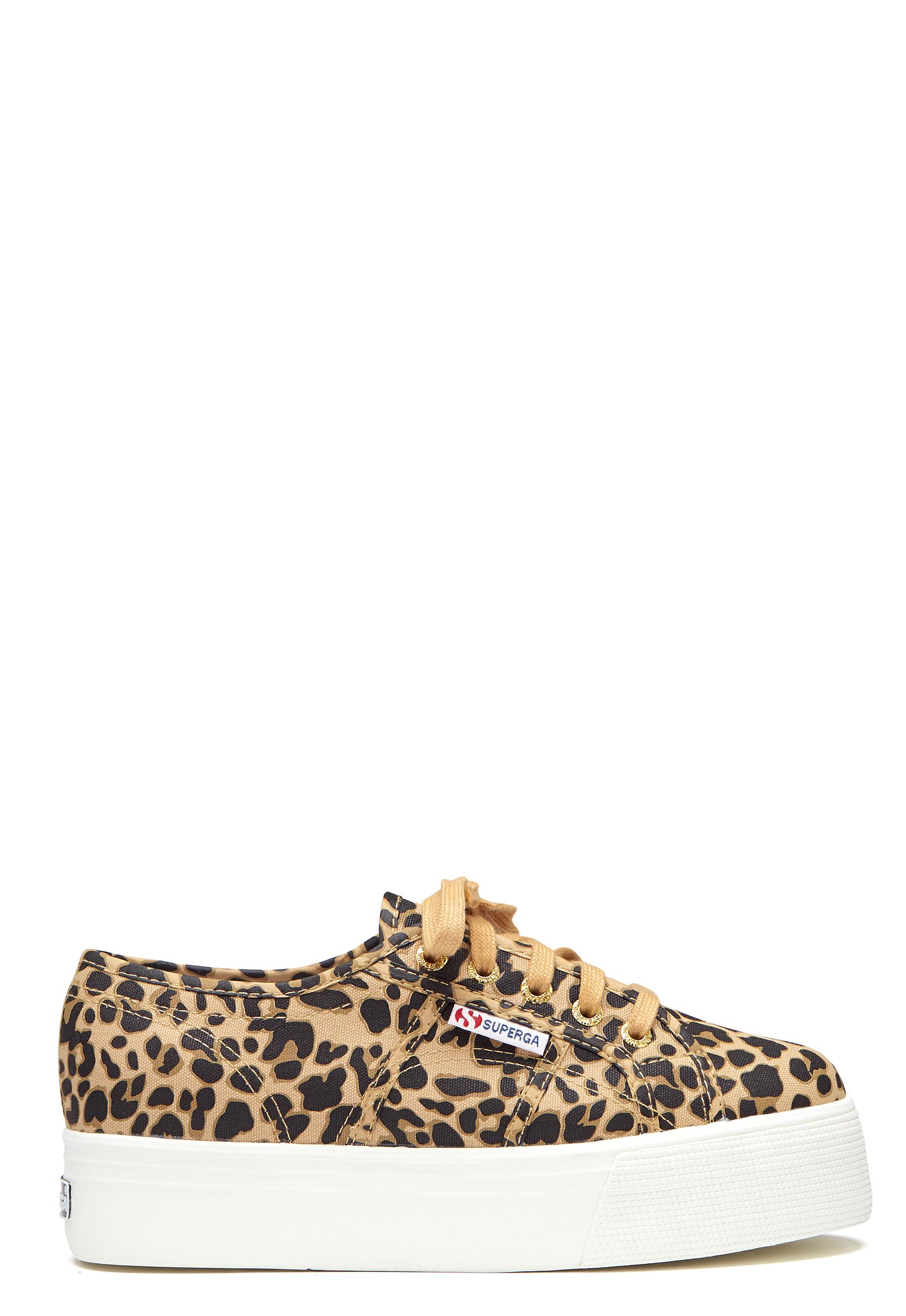 Classic Sneakers Leopard - Bubbleroom