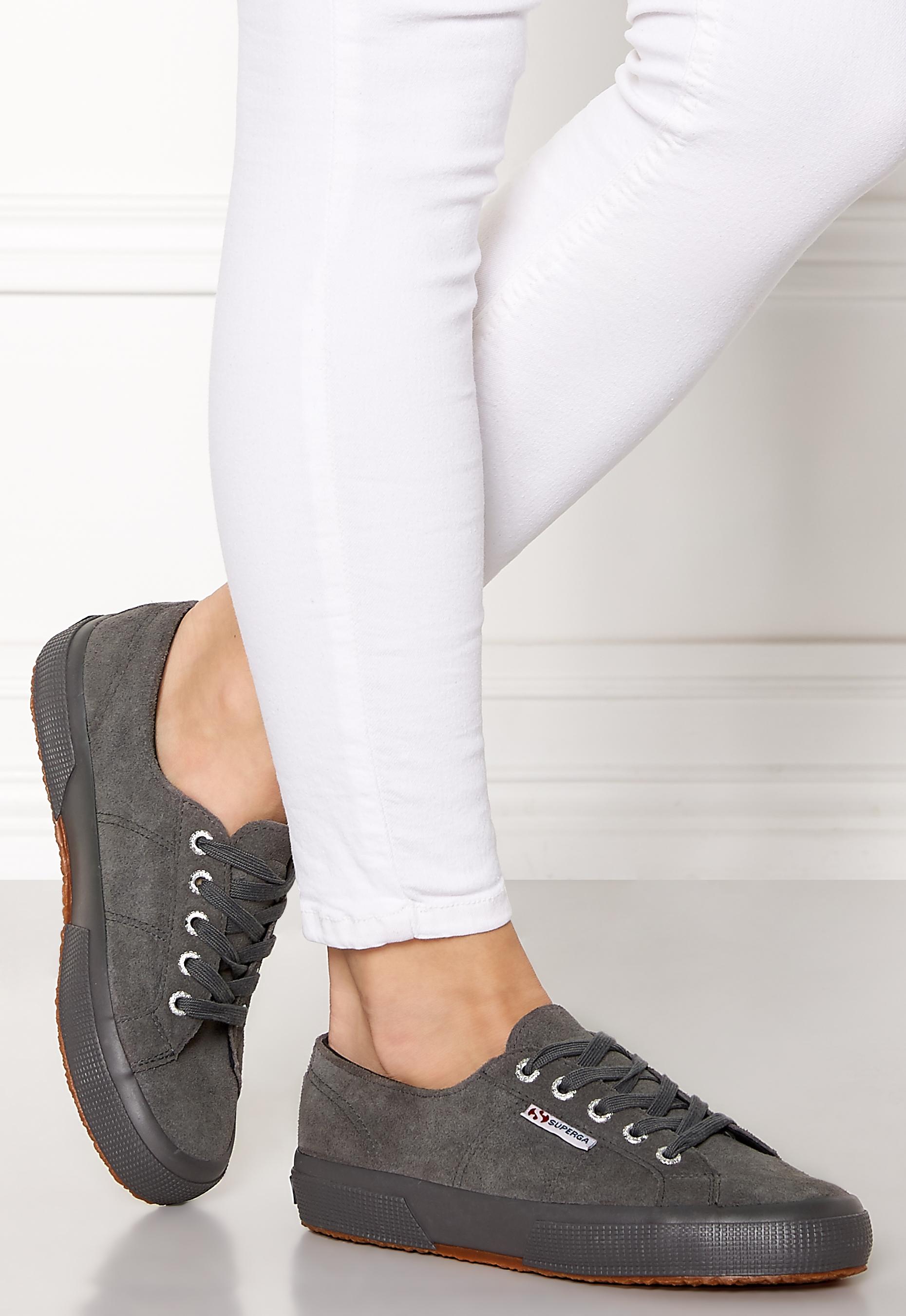 Superga SUEU Sneakers Grey Stone F28