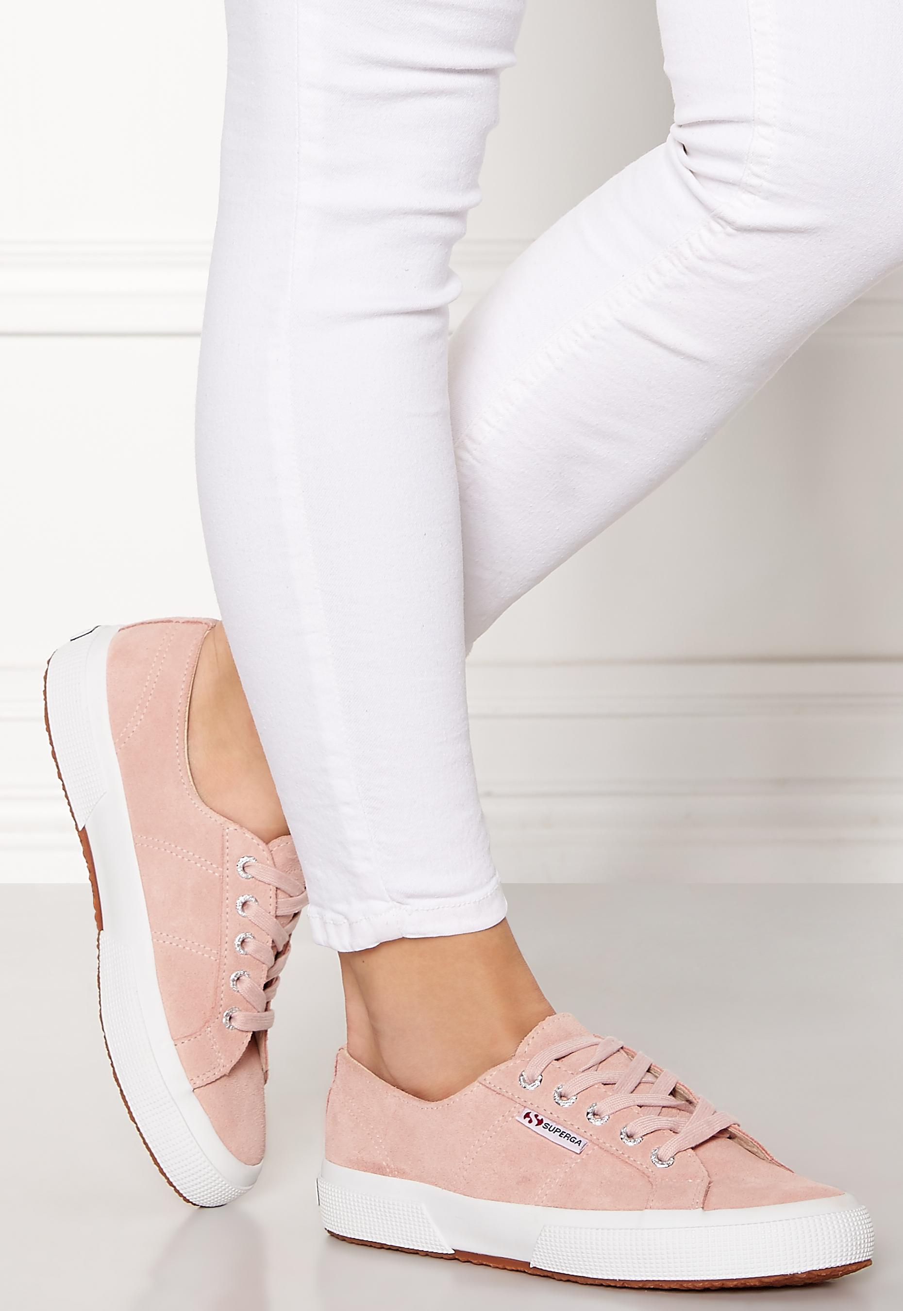 3114387e5d5 Superga SUEU Sneakers Pink Skin W6Y - Bubbleroom