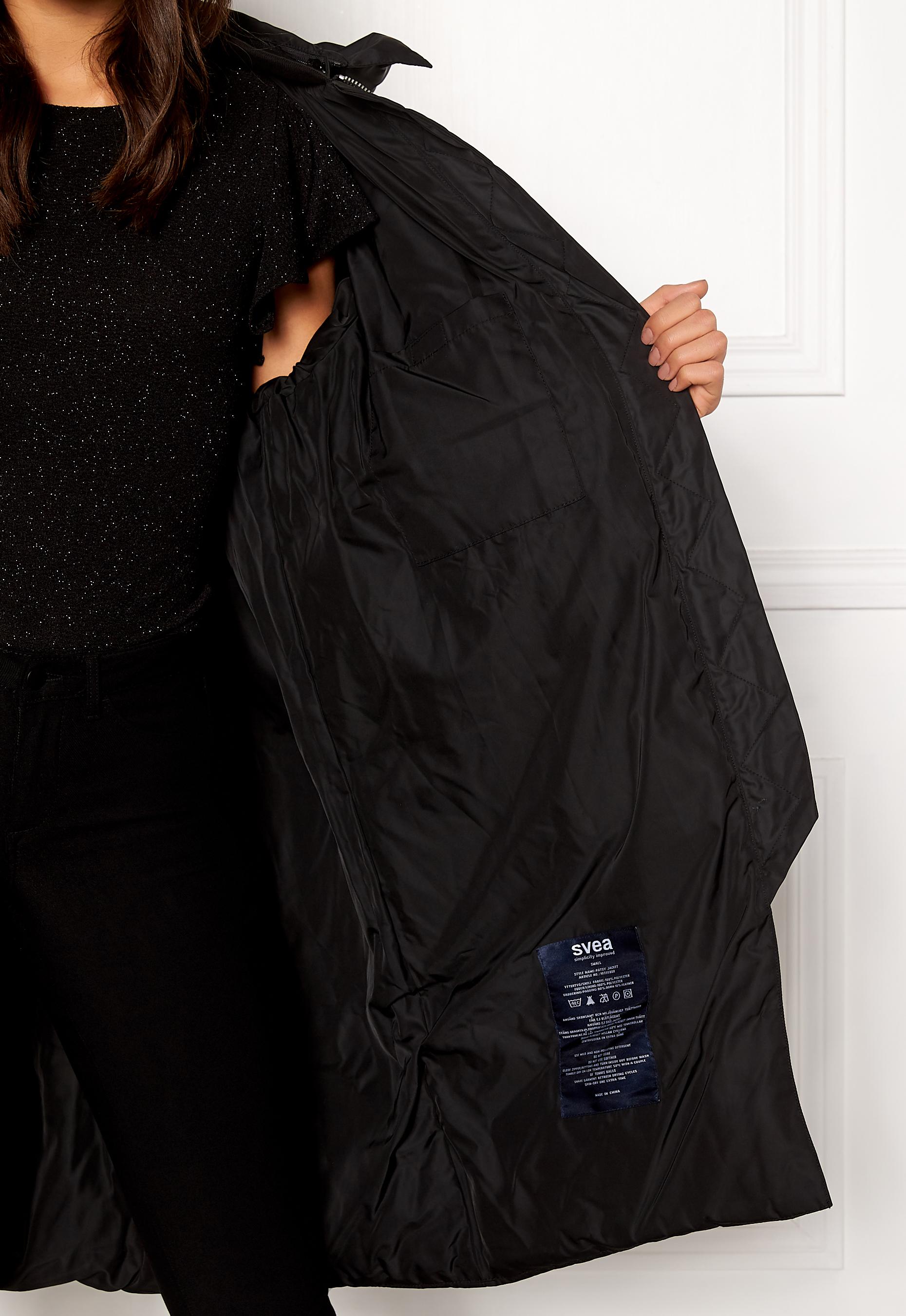 736ea9f9 Svea Patsy Jacket 900 Black - Bubbleroom