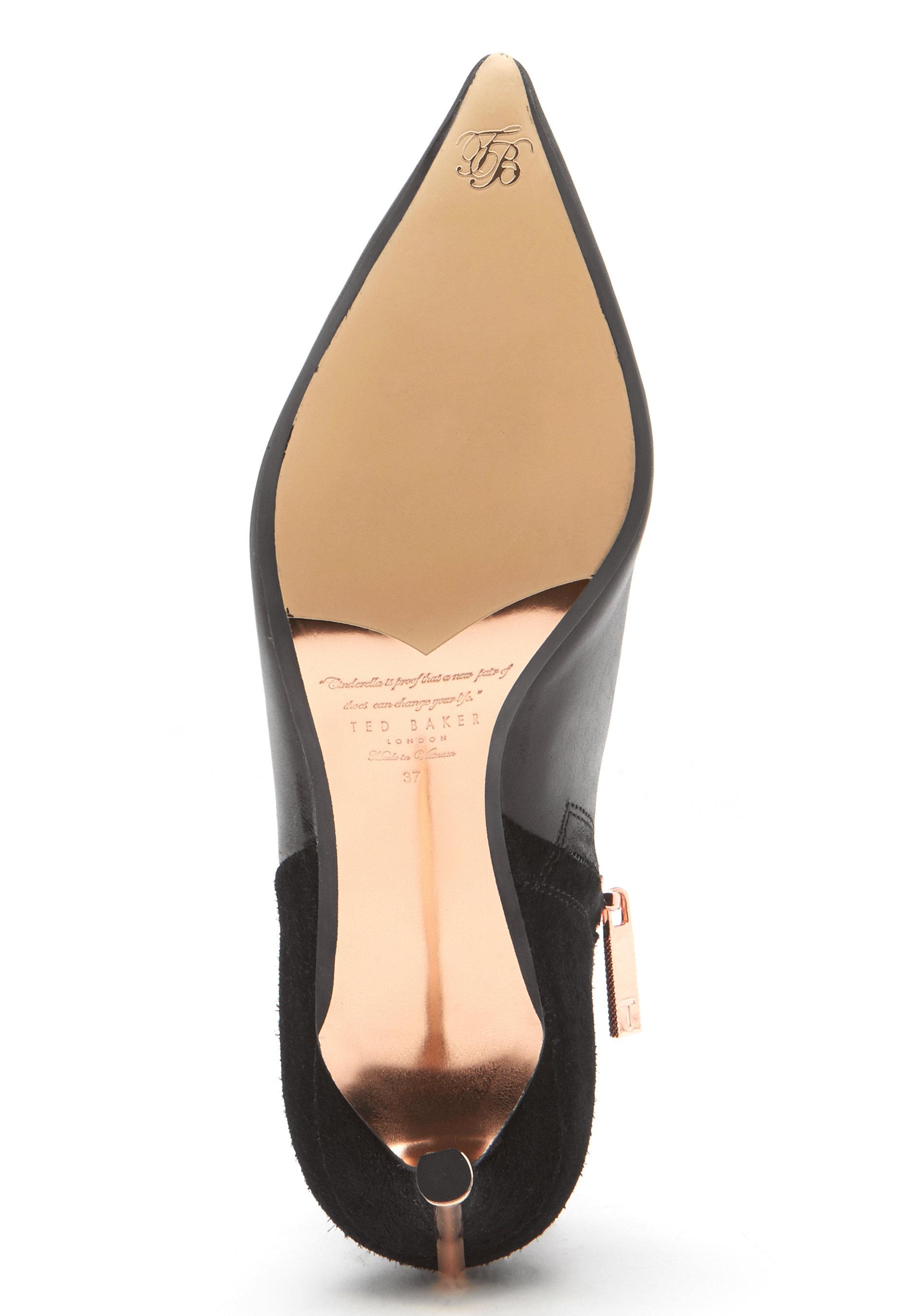 superior quality fashion top design Ted Baker Akasha Shoes Black - Bubbleroom