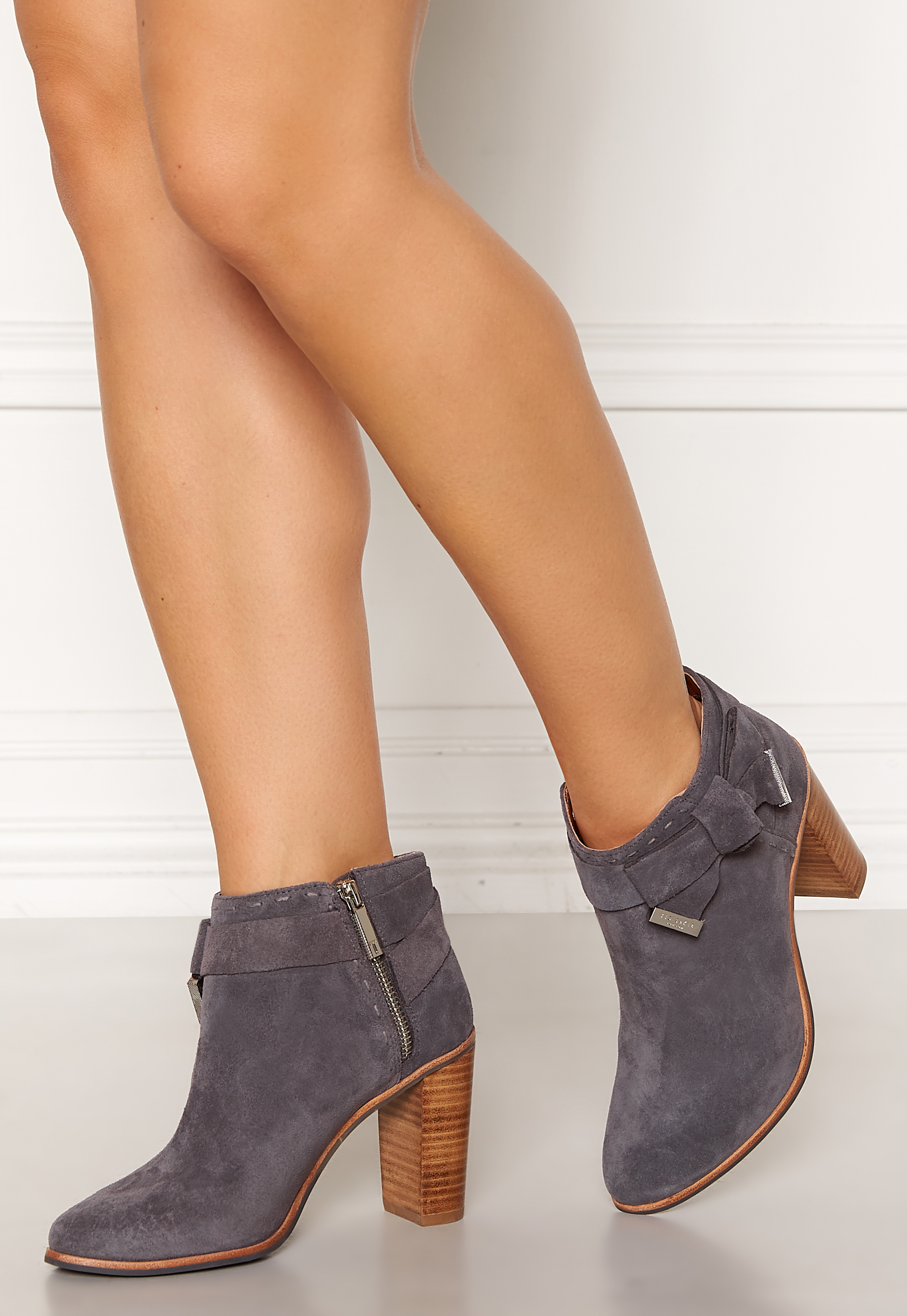 Ted Baker Anaedi Boots Slate Grey