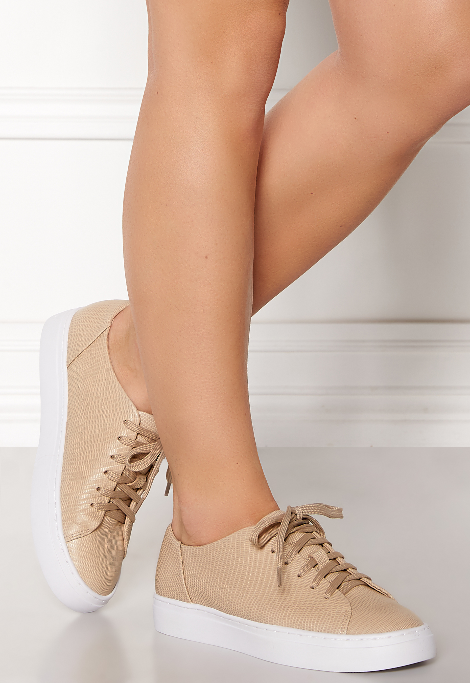 Tiger of Sweden CREWE - Trainers - light taupe