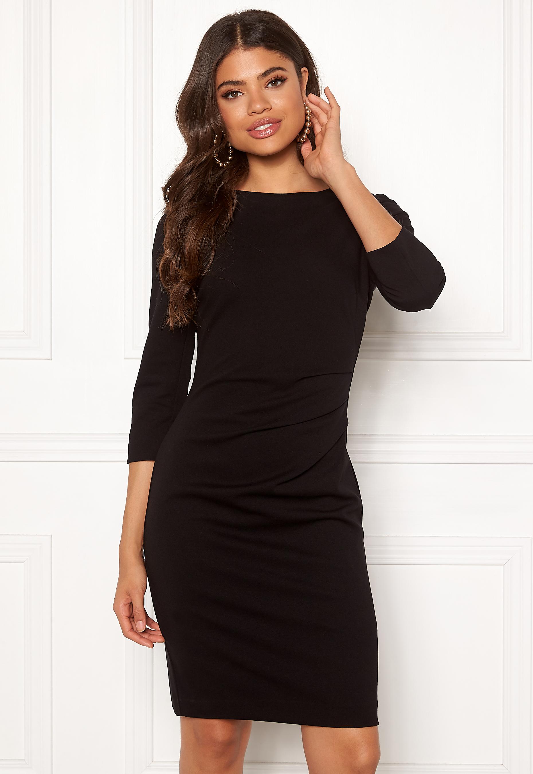 1145f6215 TIGER OF SWEDEN Joli S Dress 050 Black - Bubbleroom