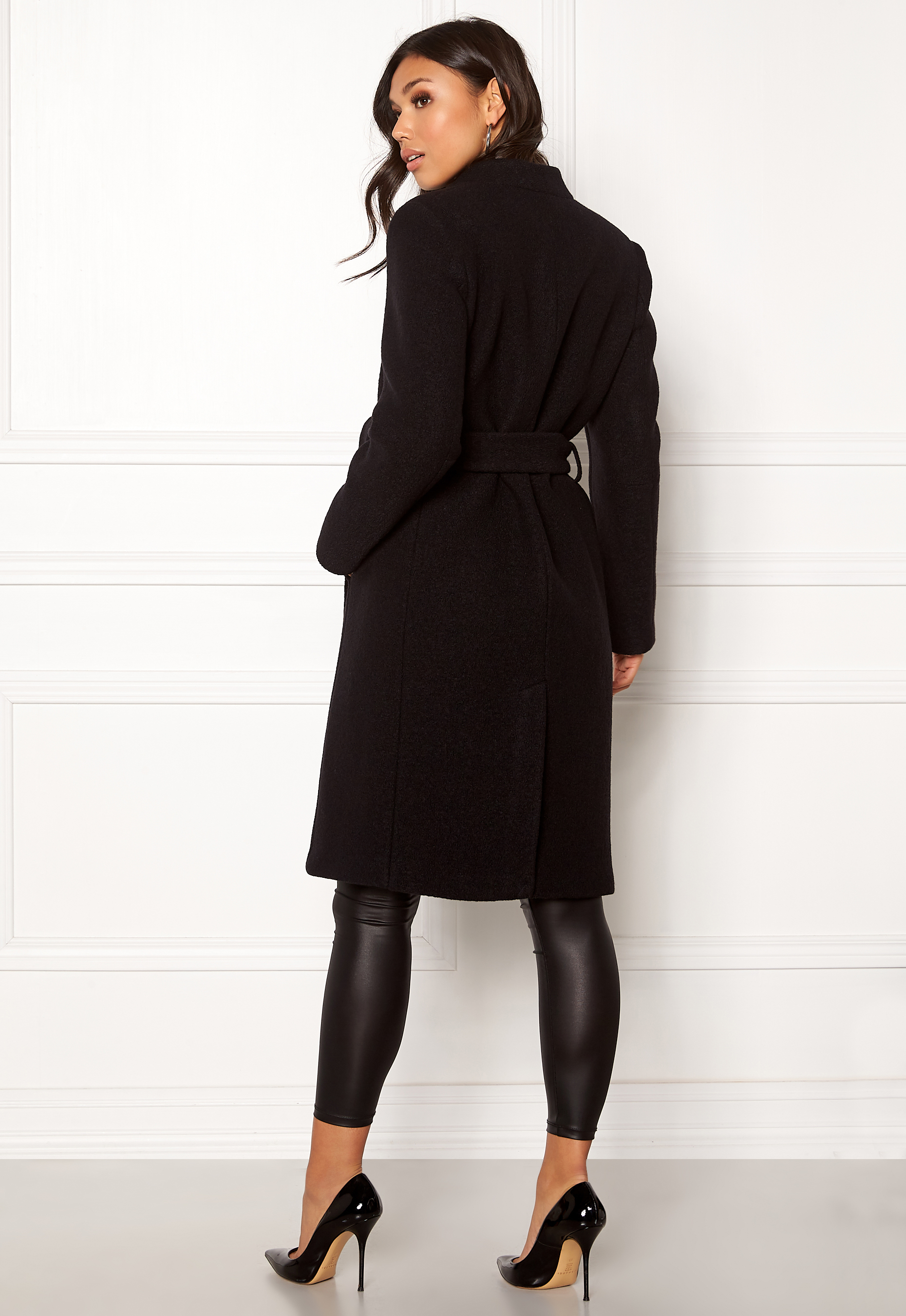 dfb5abea TIGER OF SWEDEN Lovelle Jacket Midnight Black - Bubbleroom