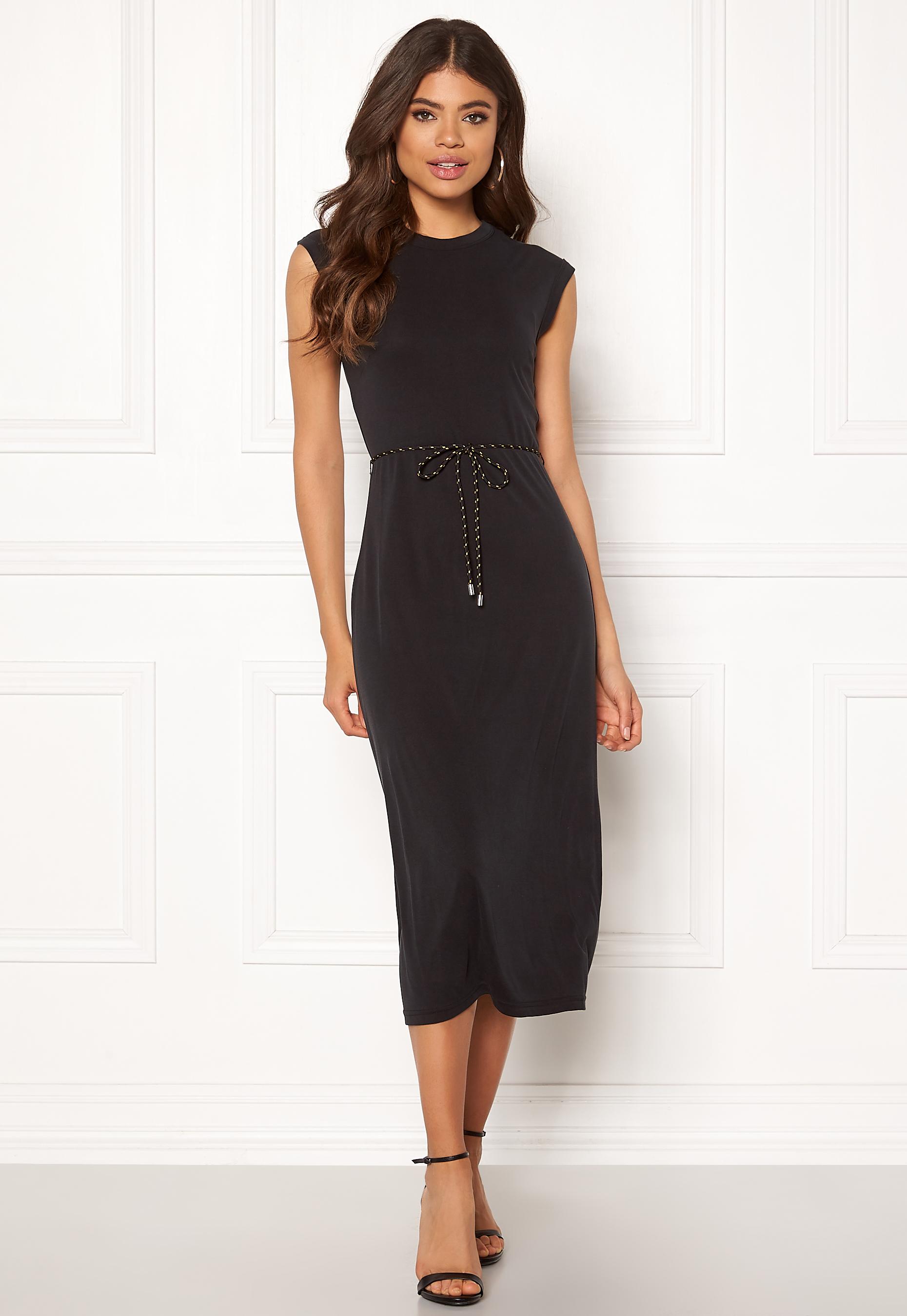 5e161d0df TIGER OF SWEDEN Pescara Dress 050 Black - Bubbleroom