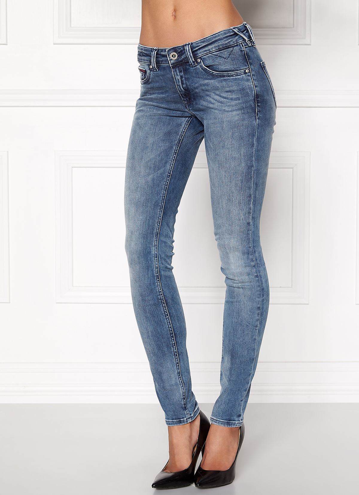 a1ef911f36a TOMMY JEANS Low Rise Skinny Sophie 911 Fade Stretch - Bubbleroom