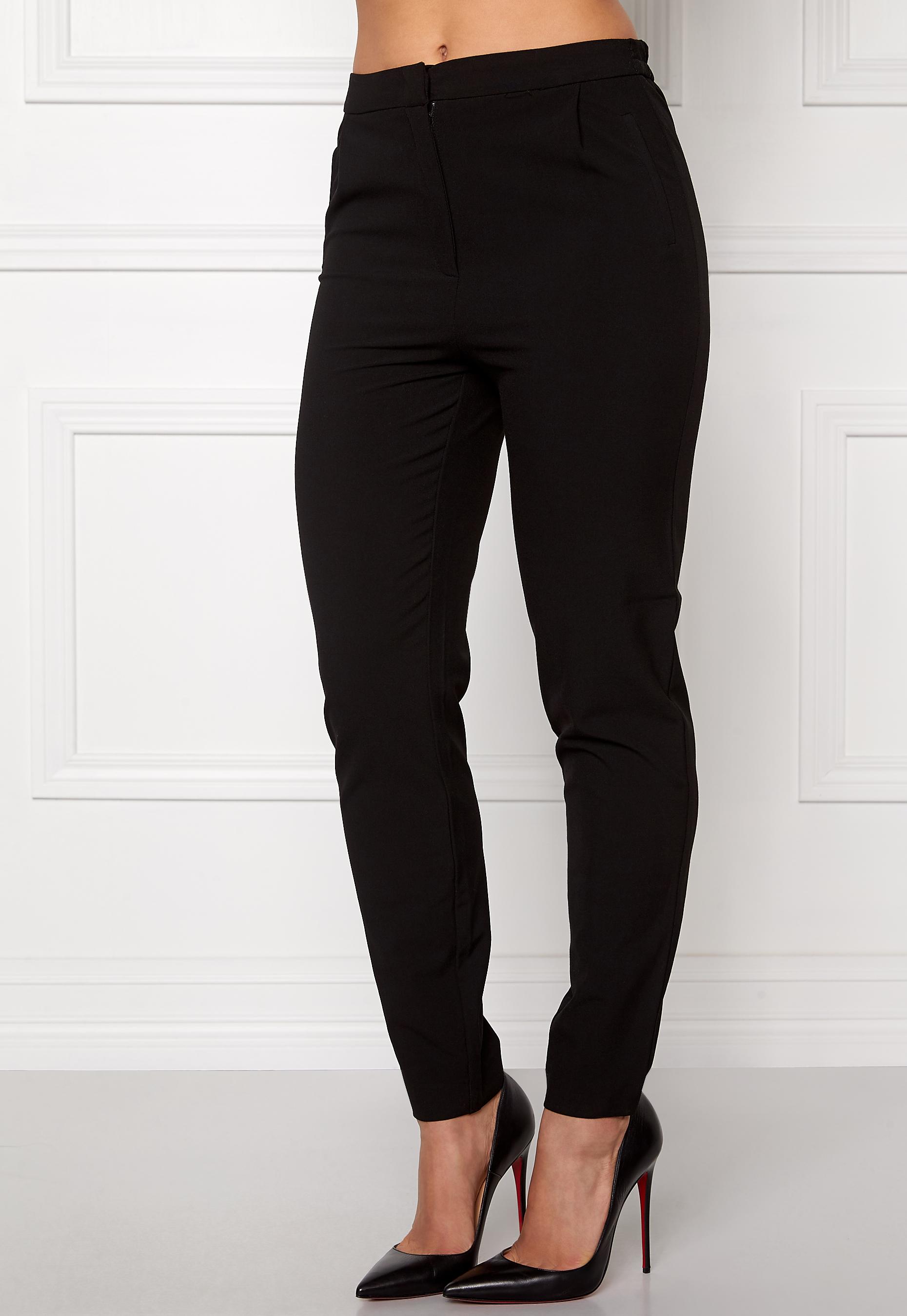 discount new products multiple colors VERO MODA Citrus Pants Black - Bubbleroom