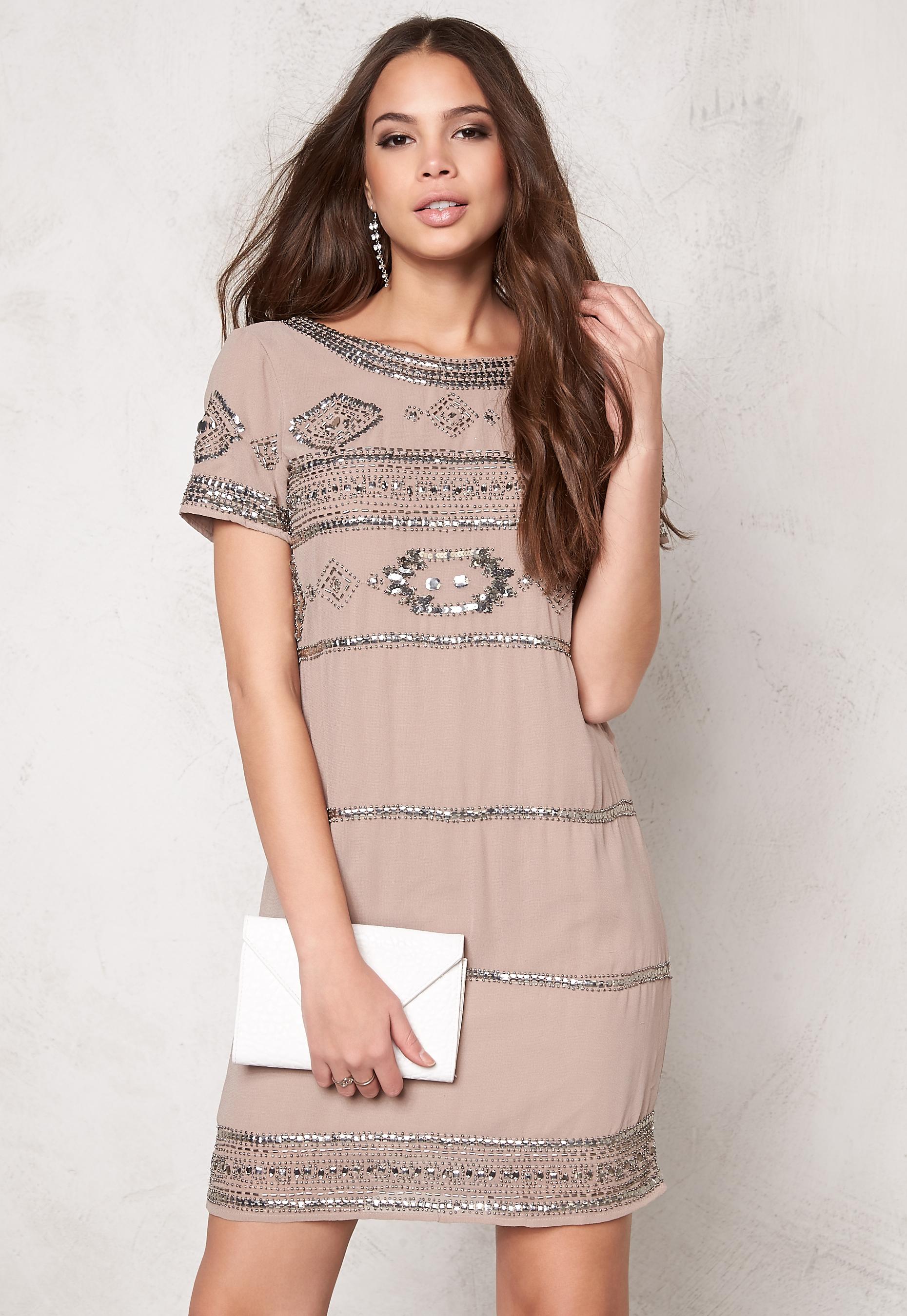 ec906995 VILA Dame Dress Etherea - Bubbleroom