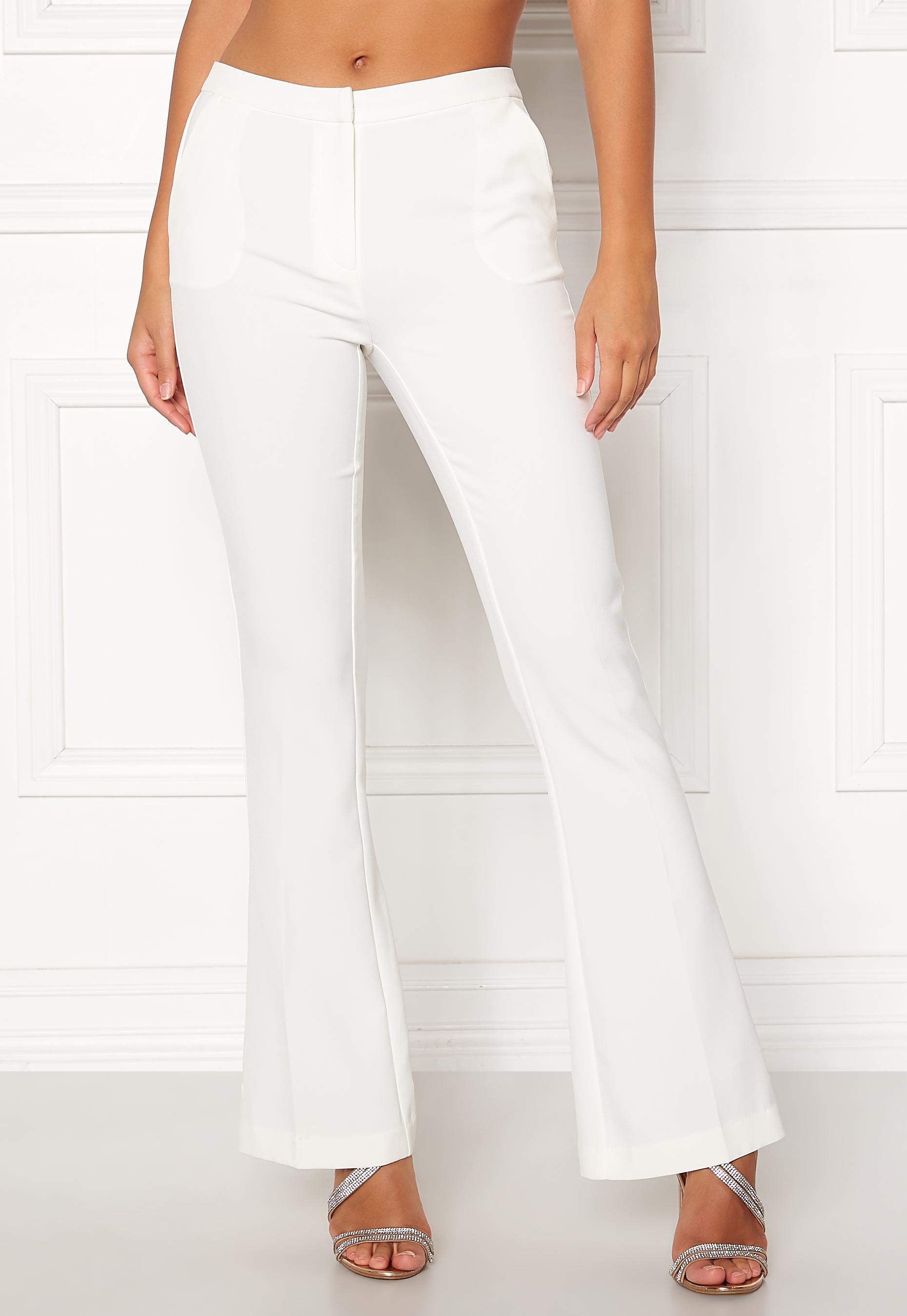5926a93d8 Y.A.S Samura Libby Pant Star White - Bubbleroom