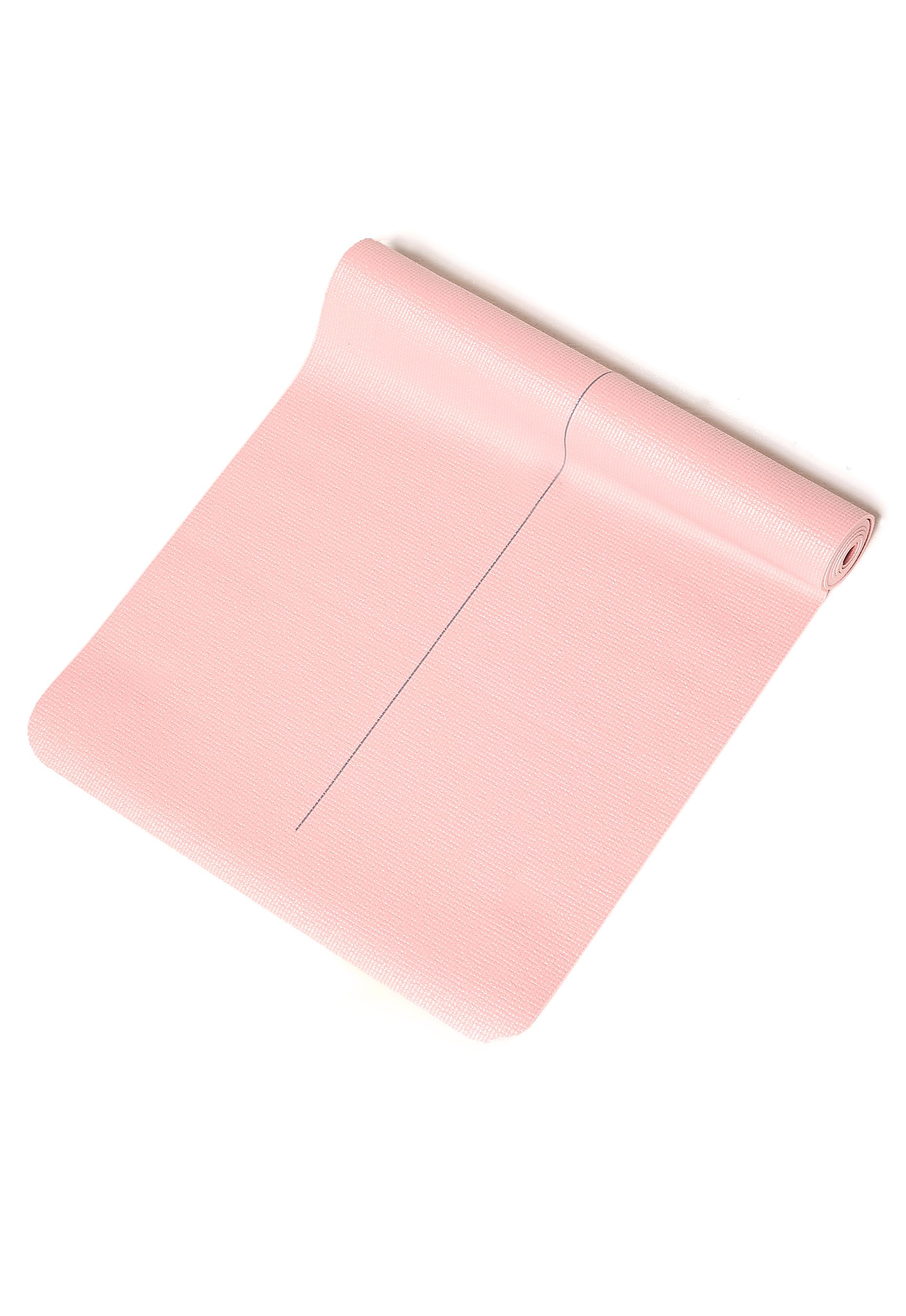 hela samlingen ankommer nya specialerbjudanden Casall Yoga Mat Balance 3mm Free 306 Lucky Pink - Bubbleroom